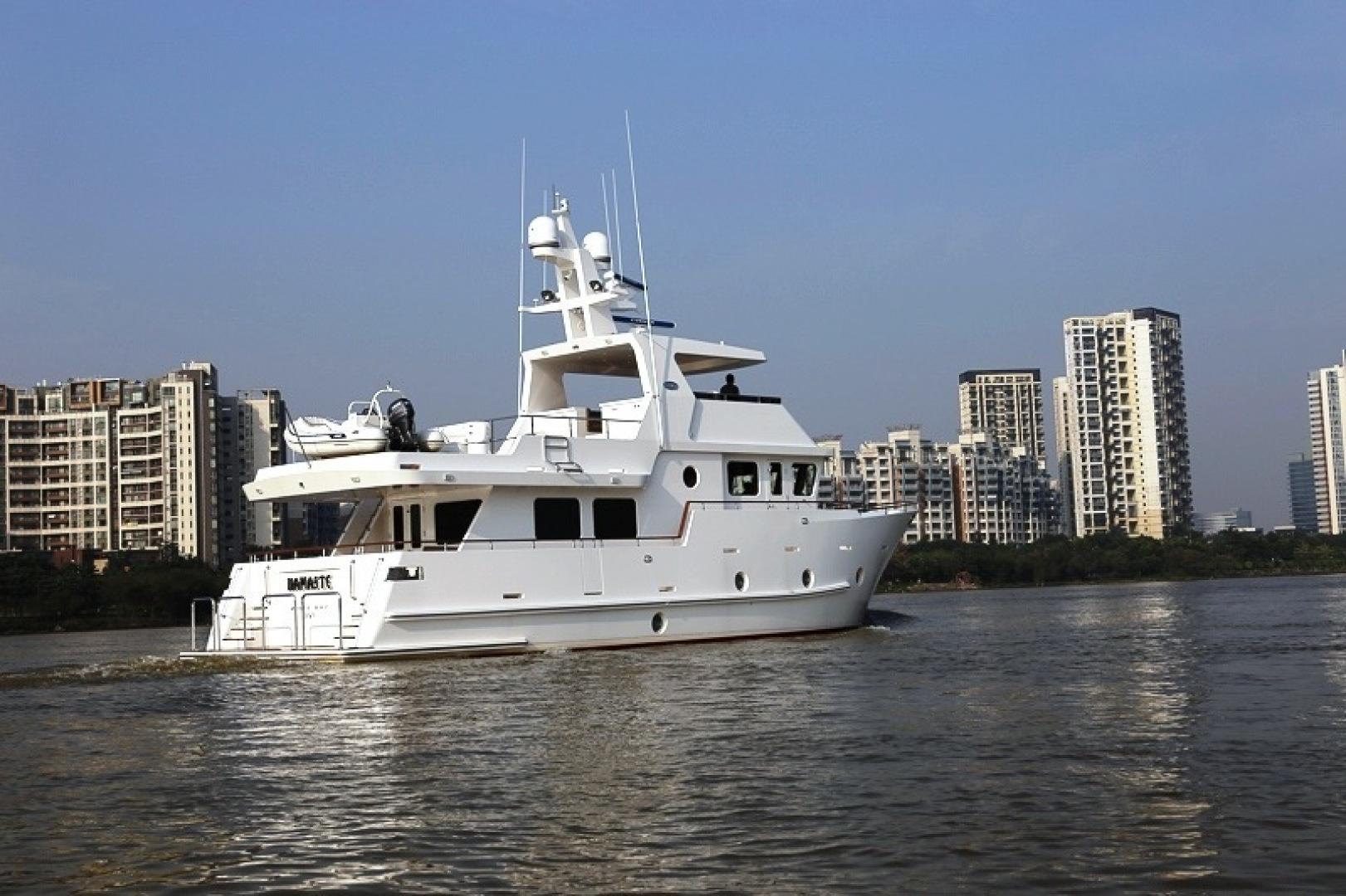 Bering-65 Bering Yacht 2013-Namaste Dania-Florida-United States-1401051   Thumbnail
