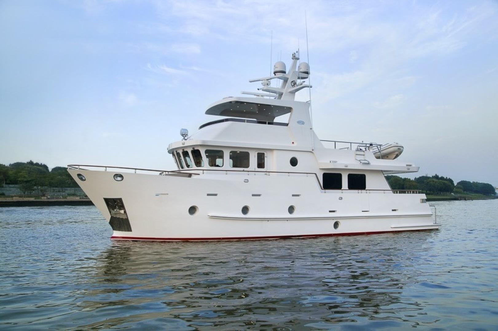 Bering-65 Bering Yacht 2013-Namaste Dania-Florida-United States-1401062   Thumbnail