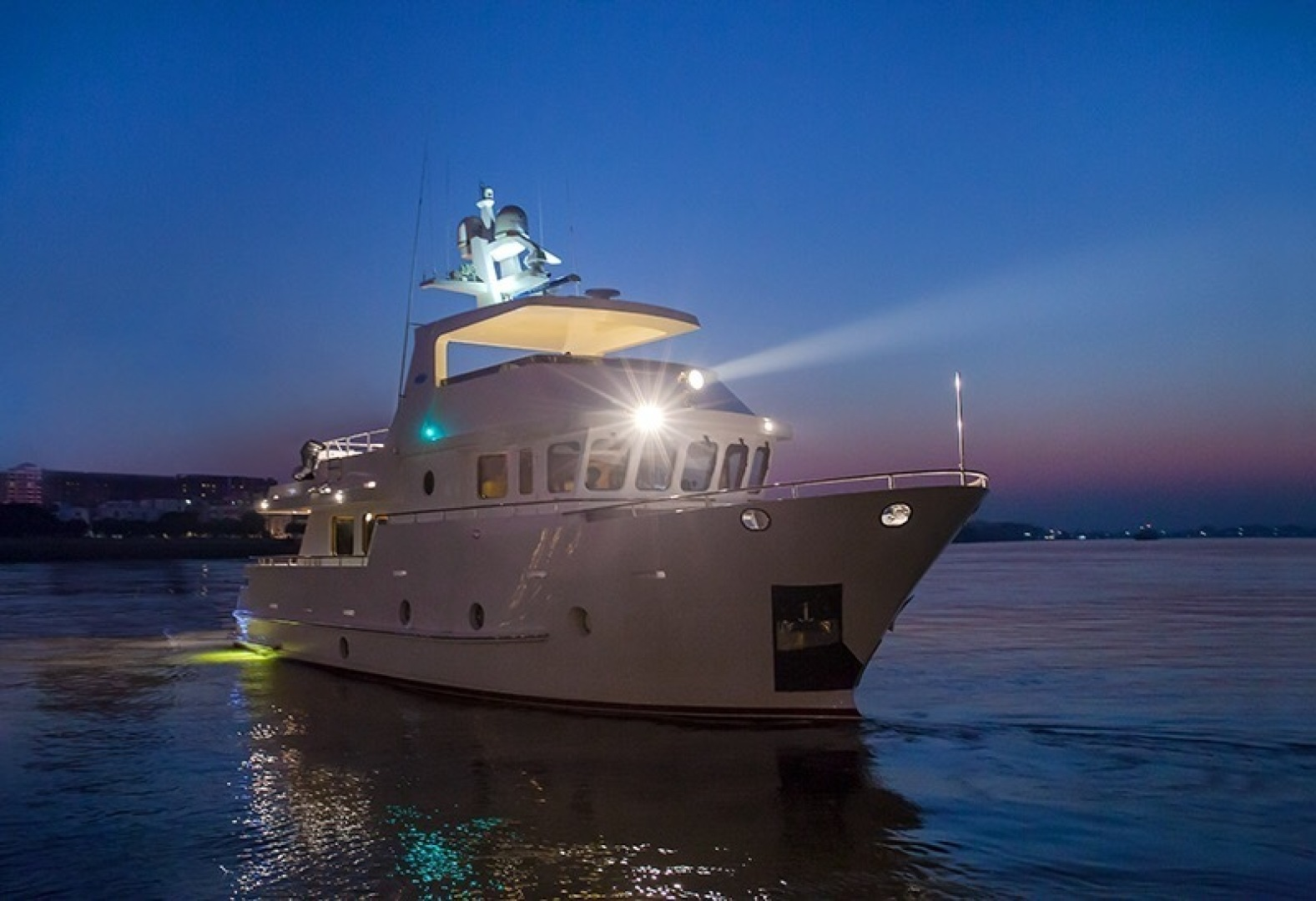 Bering-65 Bering Yacht 2013-Namaste Dania-Florida-United States-1401060   Thumbnail