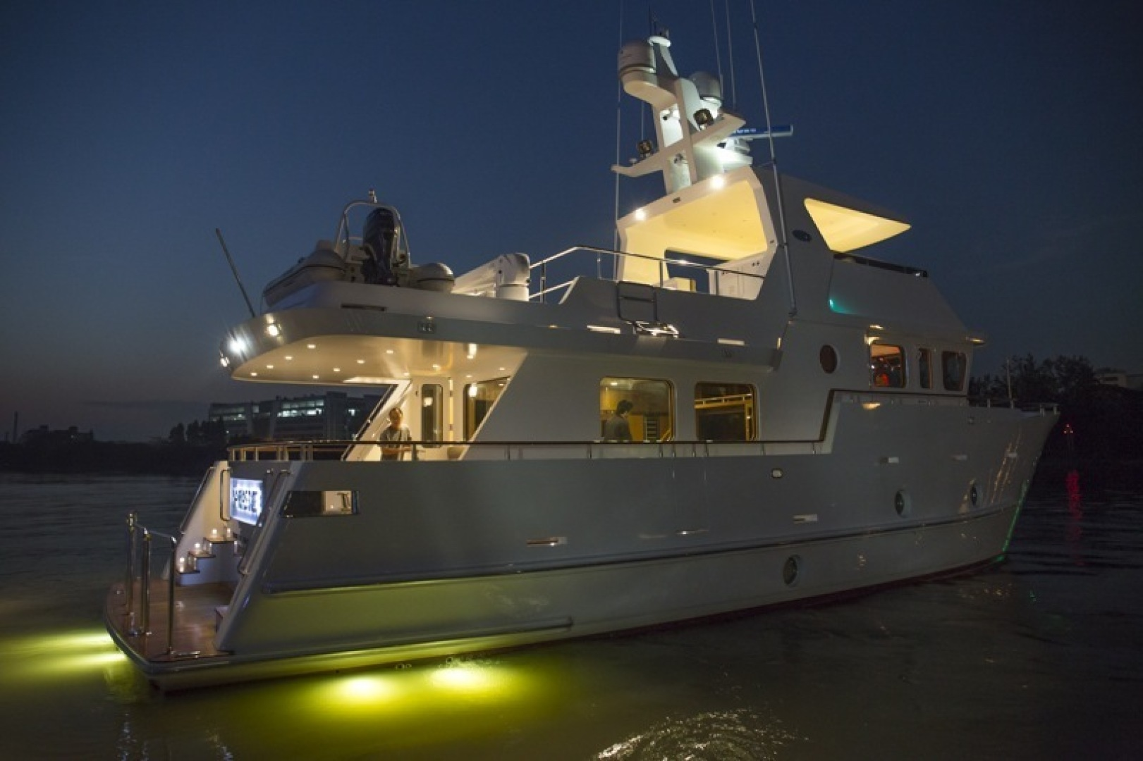 Bering-65 Bering Yacht 2013-Namaste Dania-Florida-United States-1401054   Thumbnail
