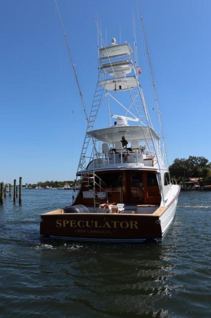 Merritt-Sport fisherman 2005-Speculator Palm Beach-Florida-United States-1401883 | Thumbnail