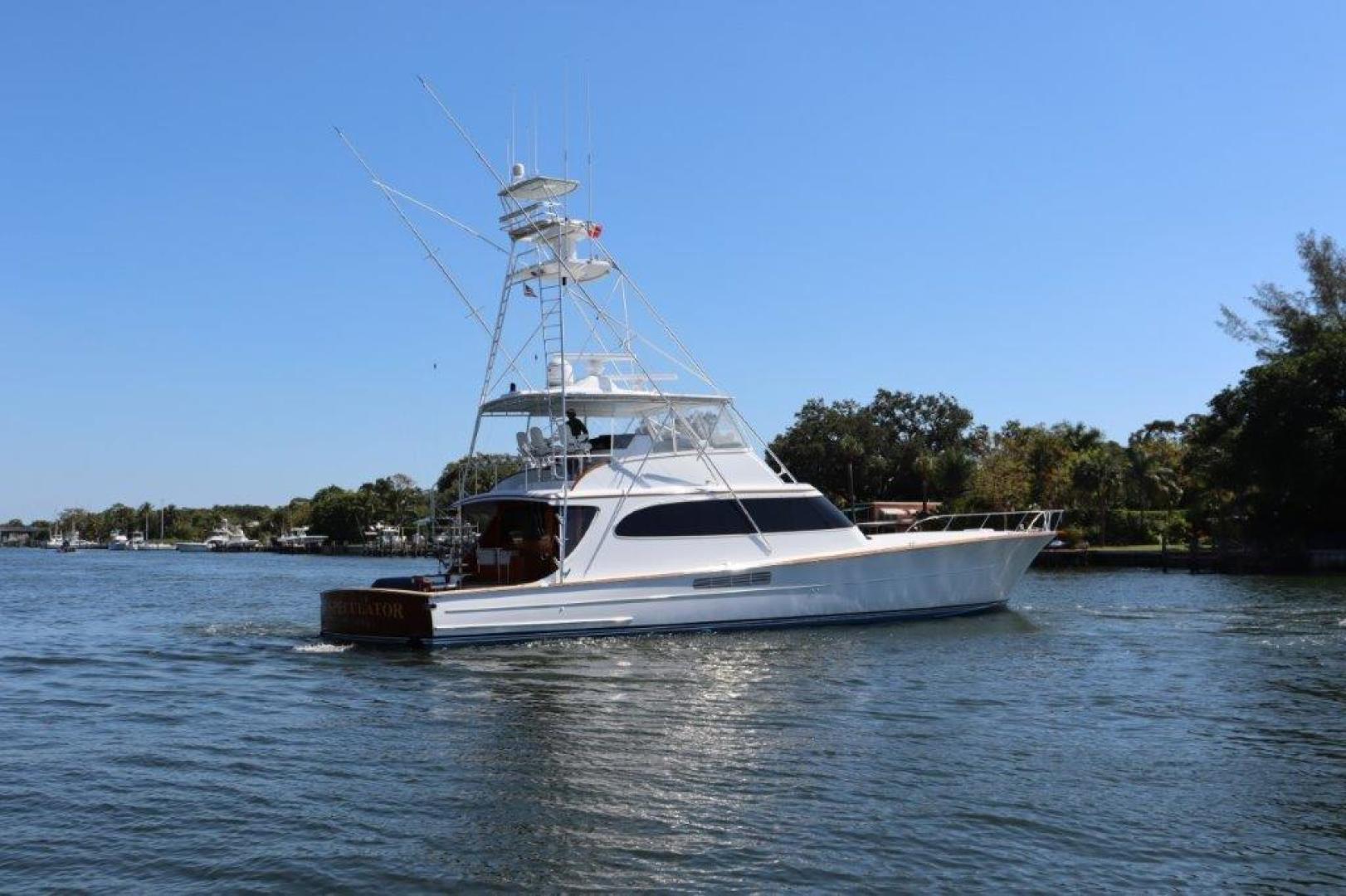 Merritt-Sport fisherman 2005-Speculator Palm Beach-Florida-United States-1401881 | Thumbnail