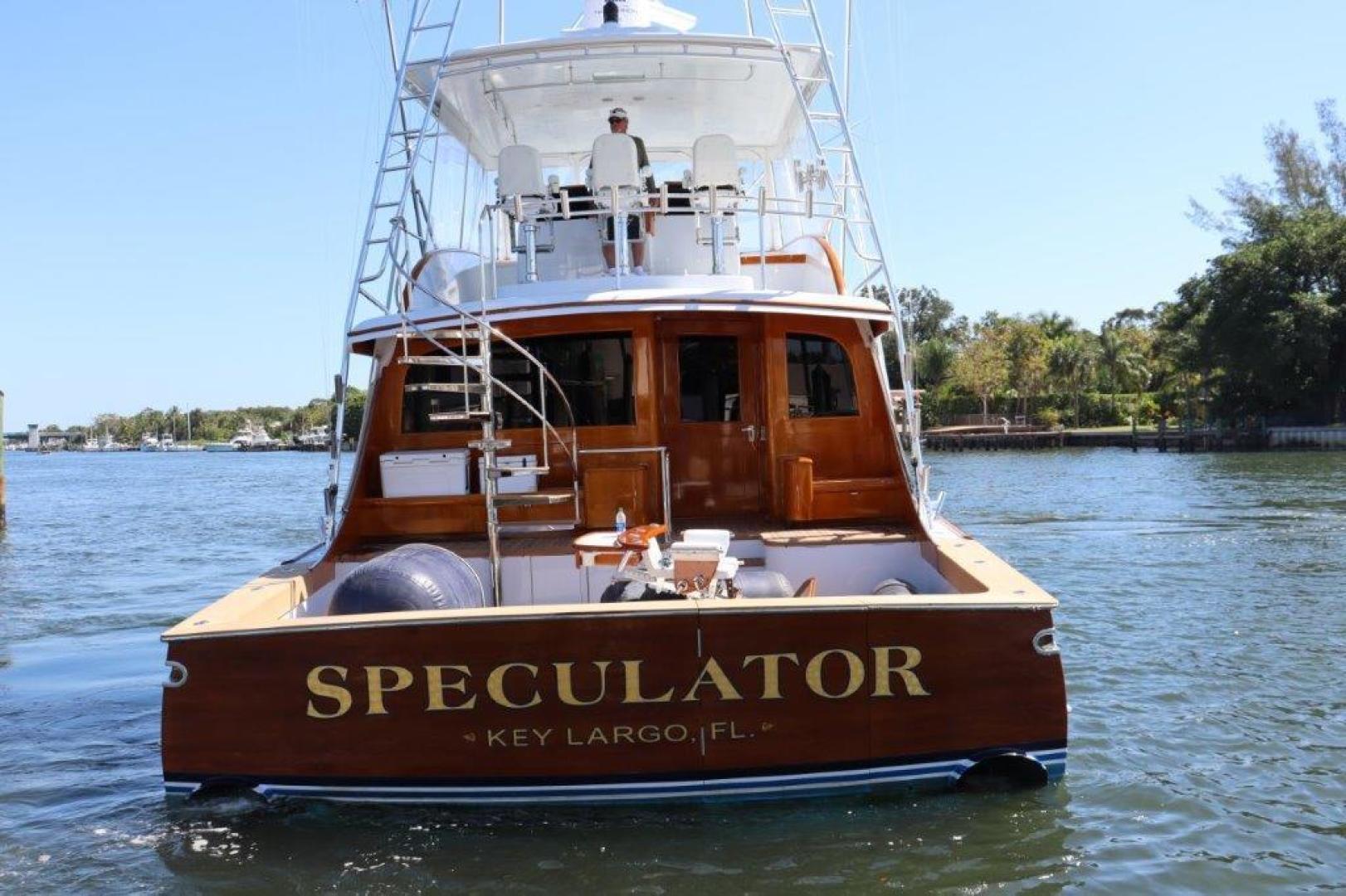 Merritt-Sport fisherman 2005-Speculator Palm Beach-Florida-United States-1401885 | Thumbnail