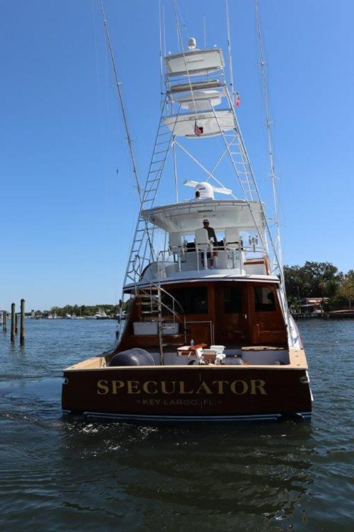 Merritt-Sport fisherman 2005-Speculator Palm Beach-Florida-United States-1401884 | Thumbnail