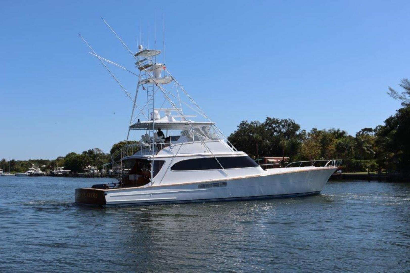 Merritt-Sport fisherman 2005-Speculator Palm Beach-Florida-United States-1401880 | Thumbnail