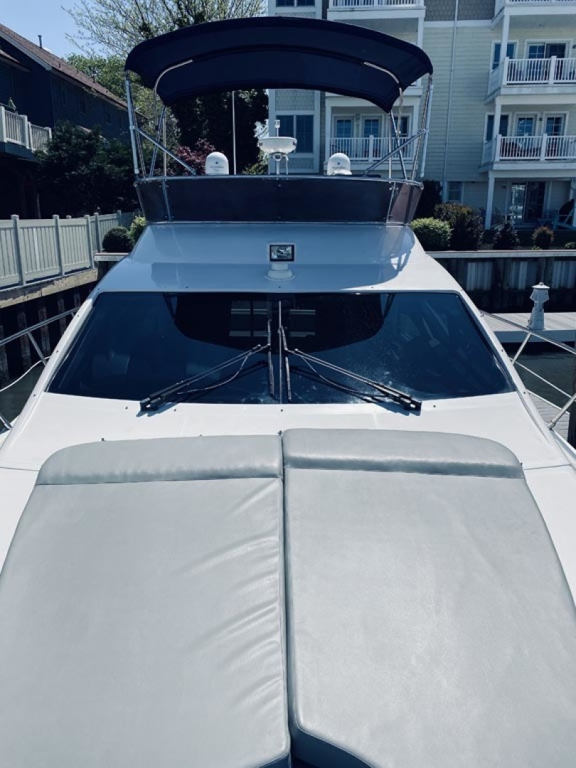 Azimut-43 Flybridge 2007-Wired Up Cape May-New Jersey-United States-Foredeck Sunpads-1457068 | Thumbnail
