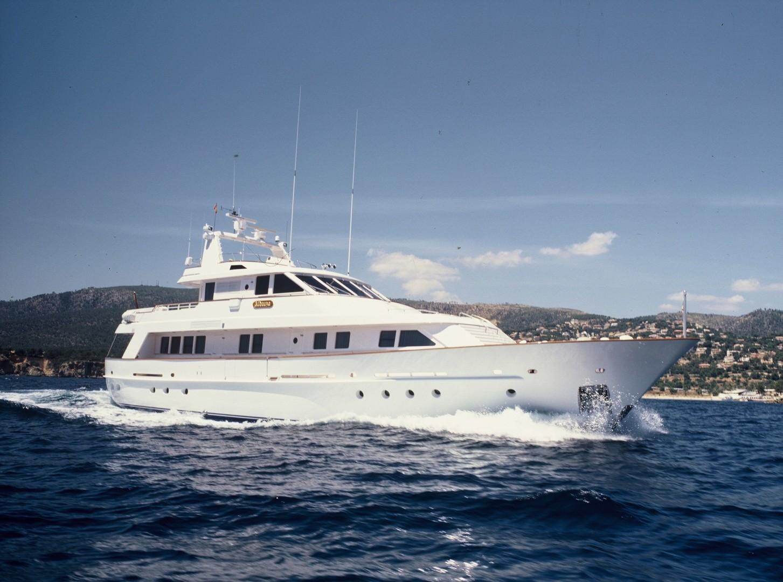 Motor Yacht-Astilleros de Mallorca 1995 -Palma de Mallorca-Spain-1652186   Thumbnail