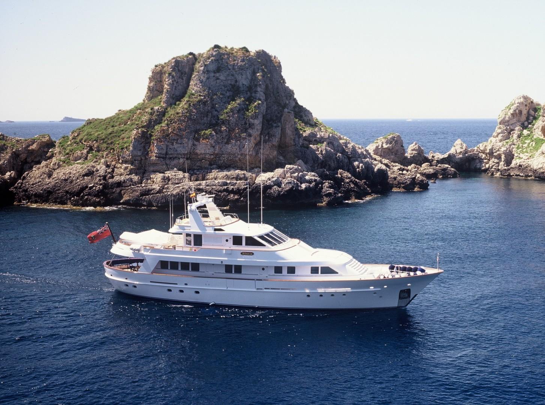 Motor Yacht-Astilleros de Mallorca 1995 -Palma de Mallorca-Spain-1652187   Thumbnail