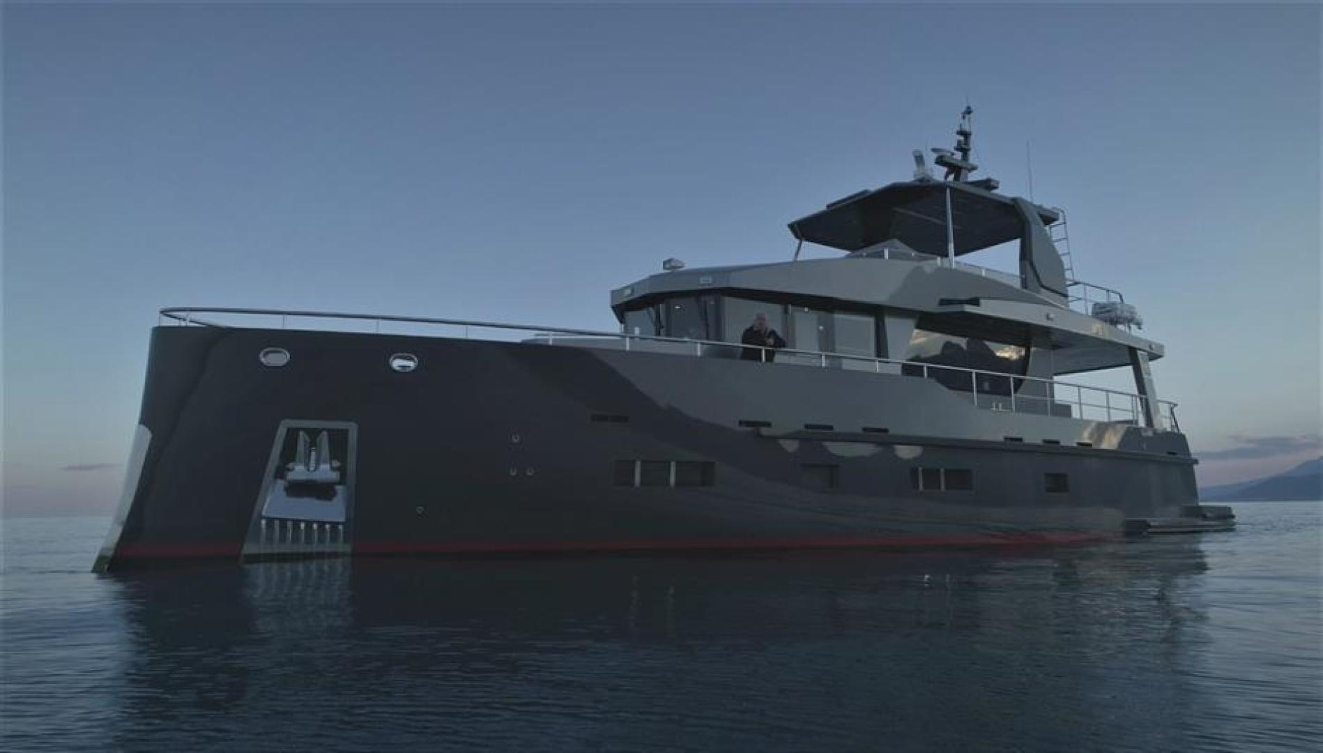 Bering-Expedition Yacht 2019-Expedition Yacht Turkey-1405107   Thumbnail