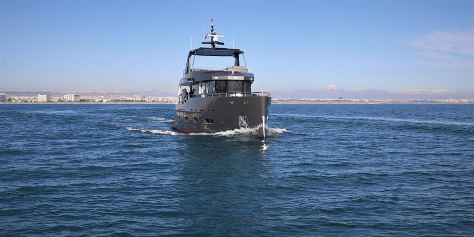 Bering-Expedition Yacht 2019-Expedition Yacht Turkey-1405159   Thumbnail