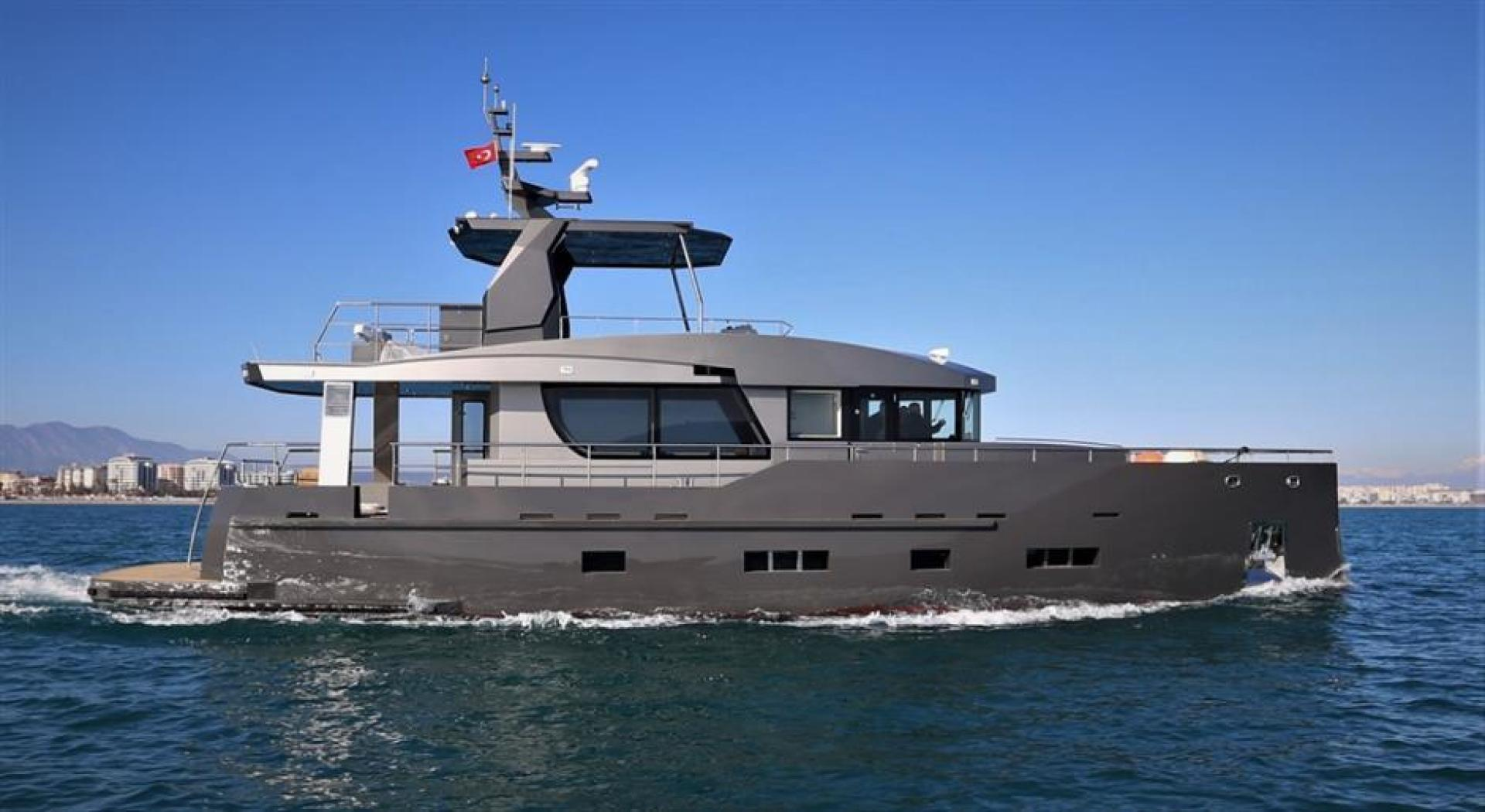 Bering-Expedition Yacht 2019-Expedition Yacht Turkey-1405154   Thumbnail