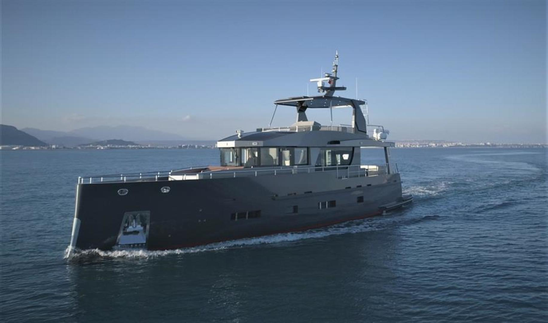 Bering-Expedition Yacht 2019-Expedition Yacht Turkey-1405108   Thumbnail