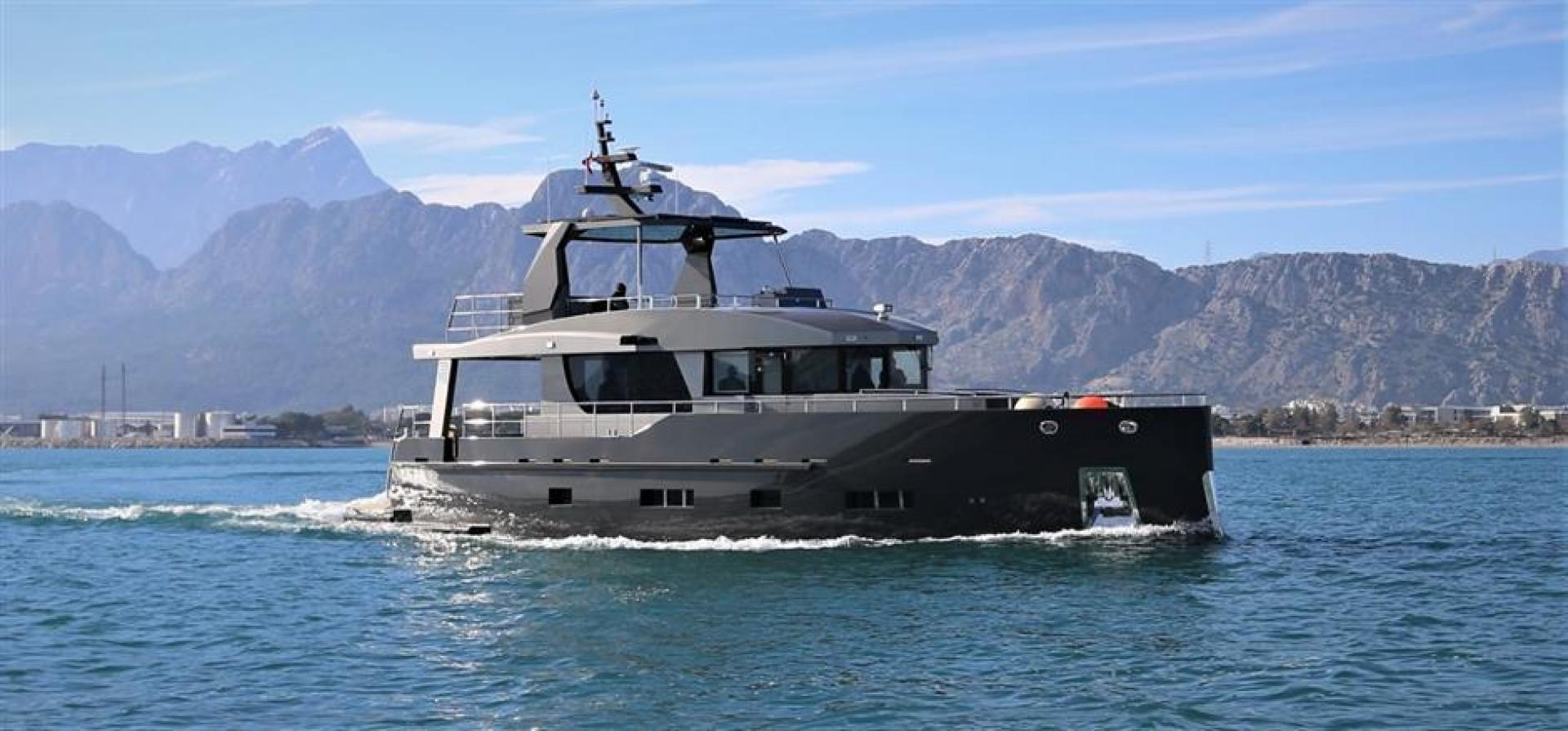 Bering-Expedition Yacht 2019-Expedition Yacht Turkey-1405158   Thumbnail