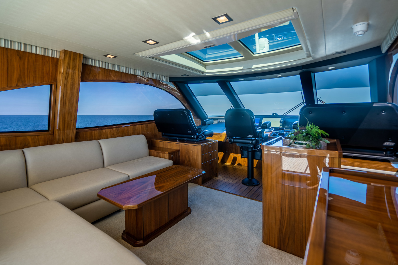 Viking-Motor Yacht 2018-LULU North Palm Beach-Florida-United States-Skylounge-1405914 | Thumbnail