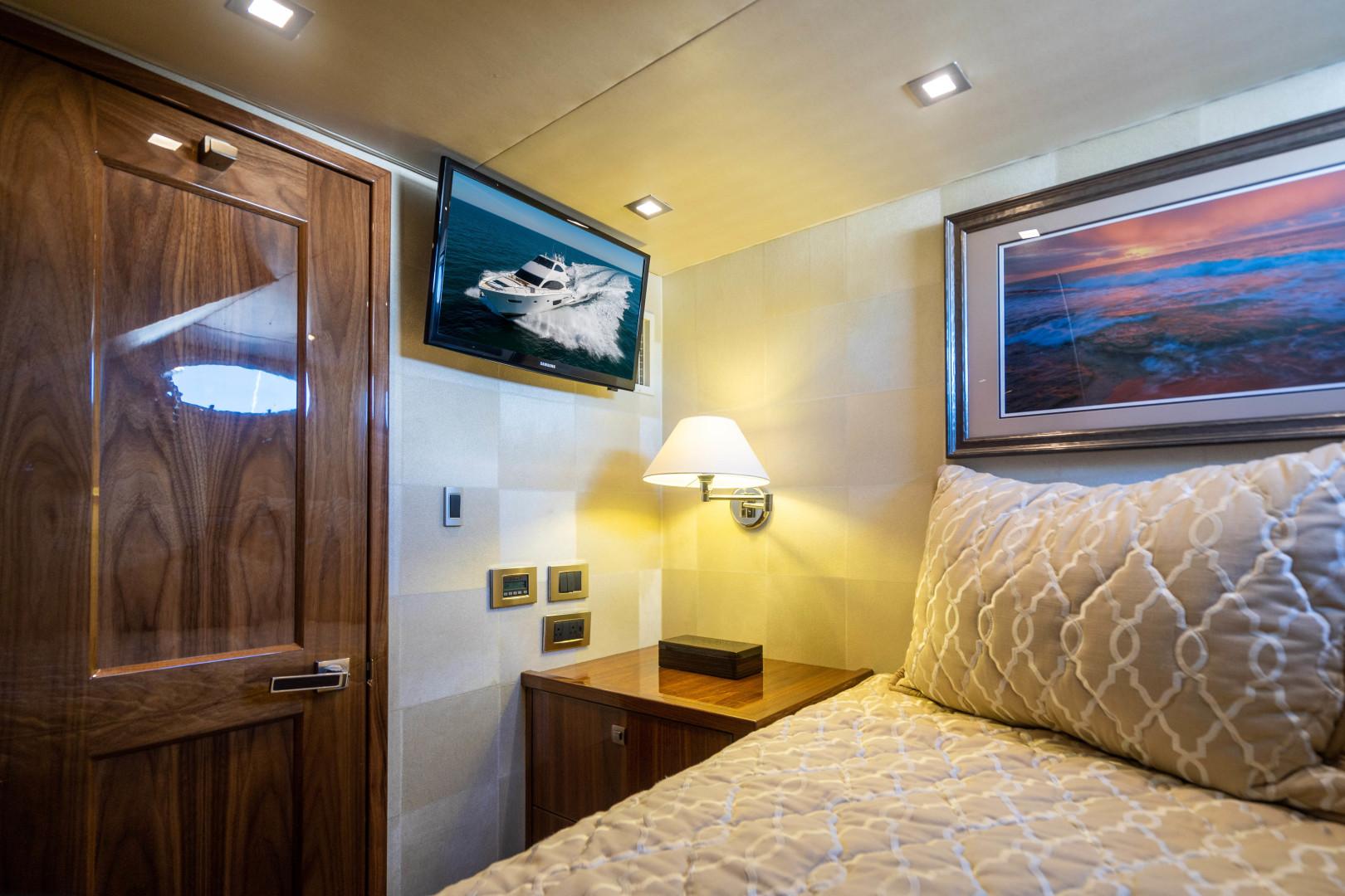 Viking-Motor Yacht 2018-LULU North Palm Beach-Florida-United States-Crew Stateroom-1405836 | Thumbnail