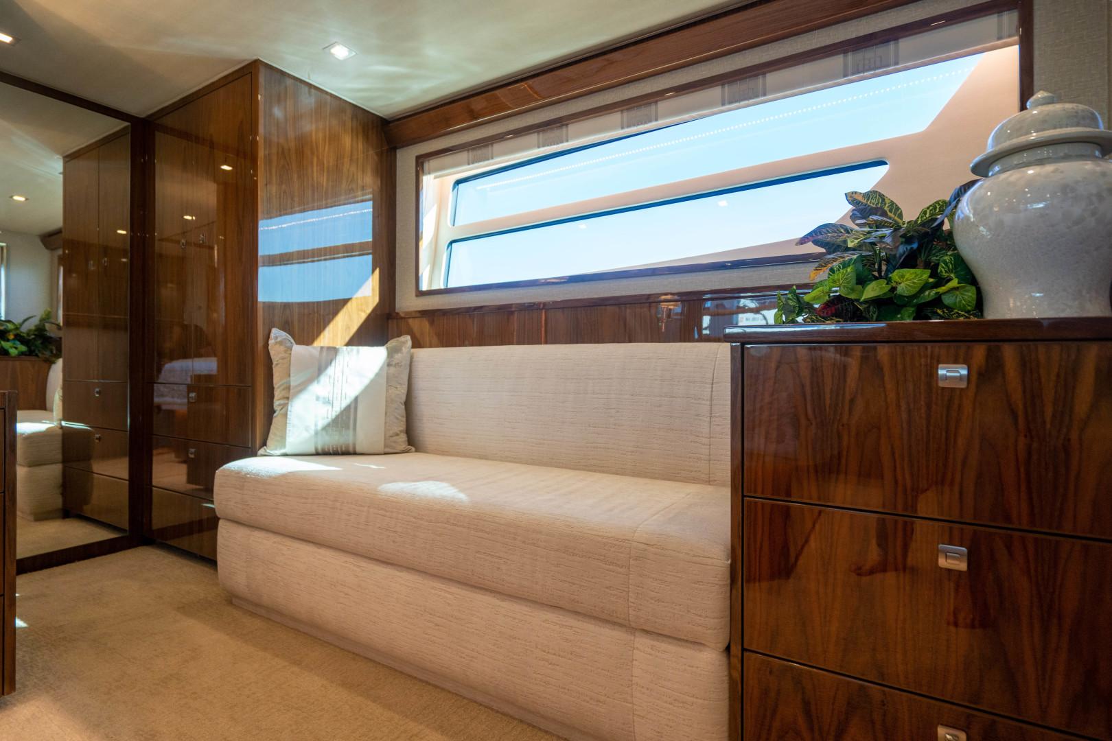 Viking-Motor Yacht 2018-LULU North Palm Beach-Florida-United States-Master Stateroom-1405716 | Thumbnail