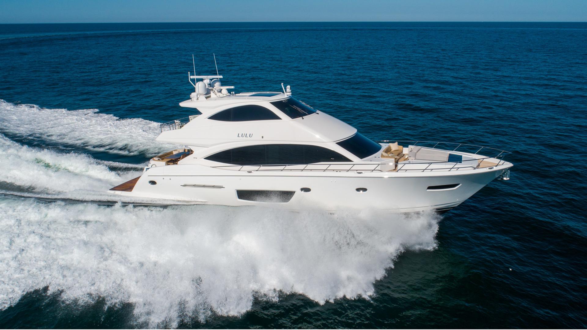 Viking-Motor Yacht 2018-LULU North Palm Beach-Florida-United States-LULU-1405952 | Thumbnail