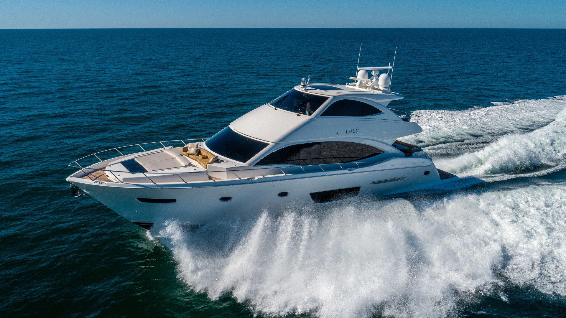 Viking-Motor Yacht 2018-LULU North Palm Beach-Florida-United States-LULU-1405951 | Thumbnail
