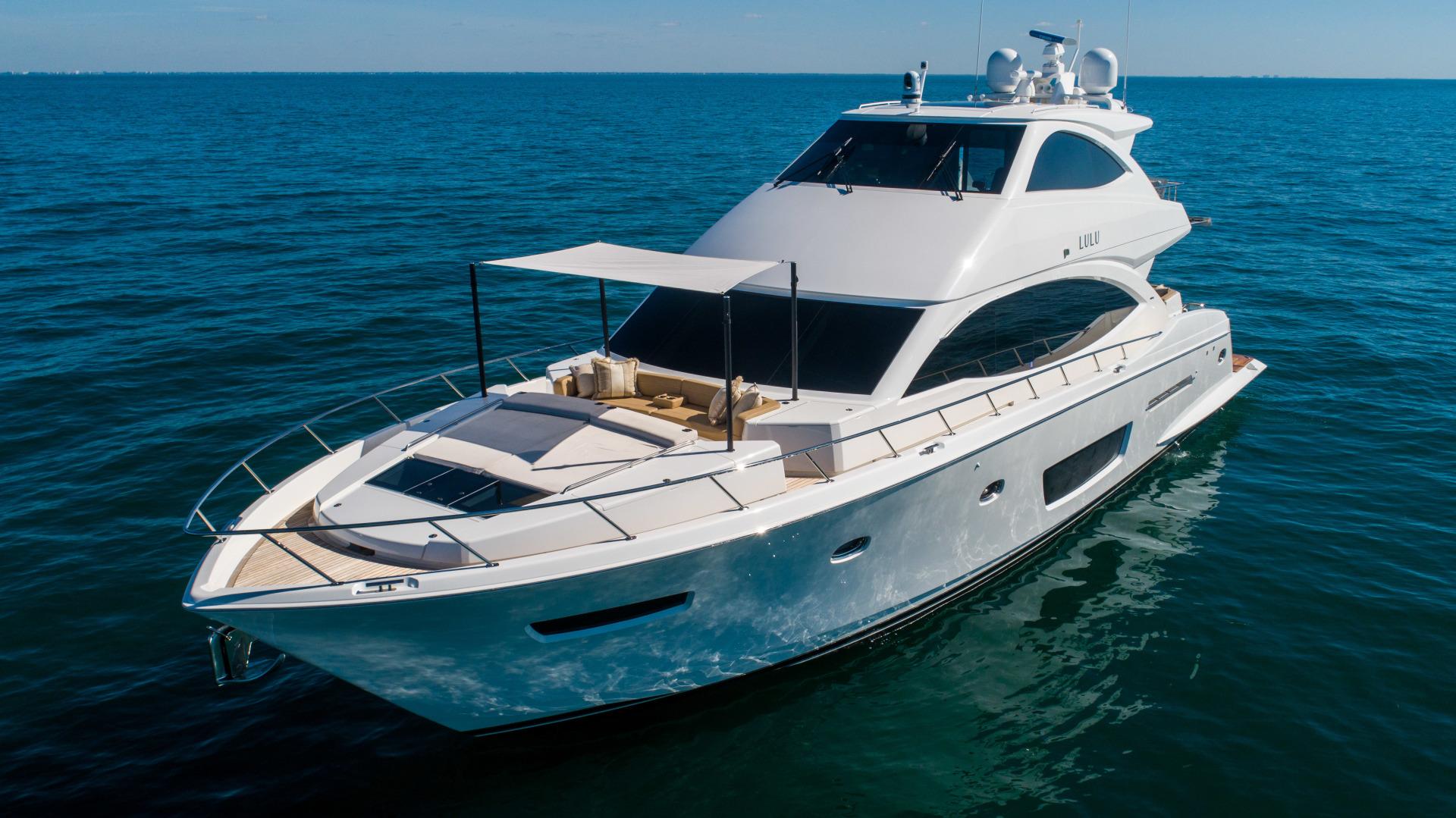 Viking-Motor Yacht 2018-LULU North Palm Beach-Florida-United States-LULU-1405960 | Thumbnail
