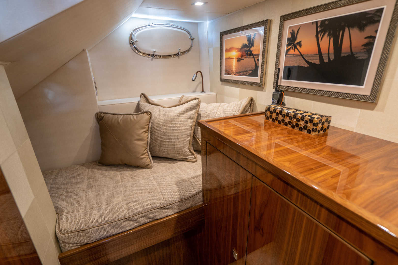 Viking-Motor Yacht 2018-LULU North Palm Beach-Florida-United States-Crew Stateroom-1405839 | Thumbnail