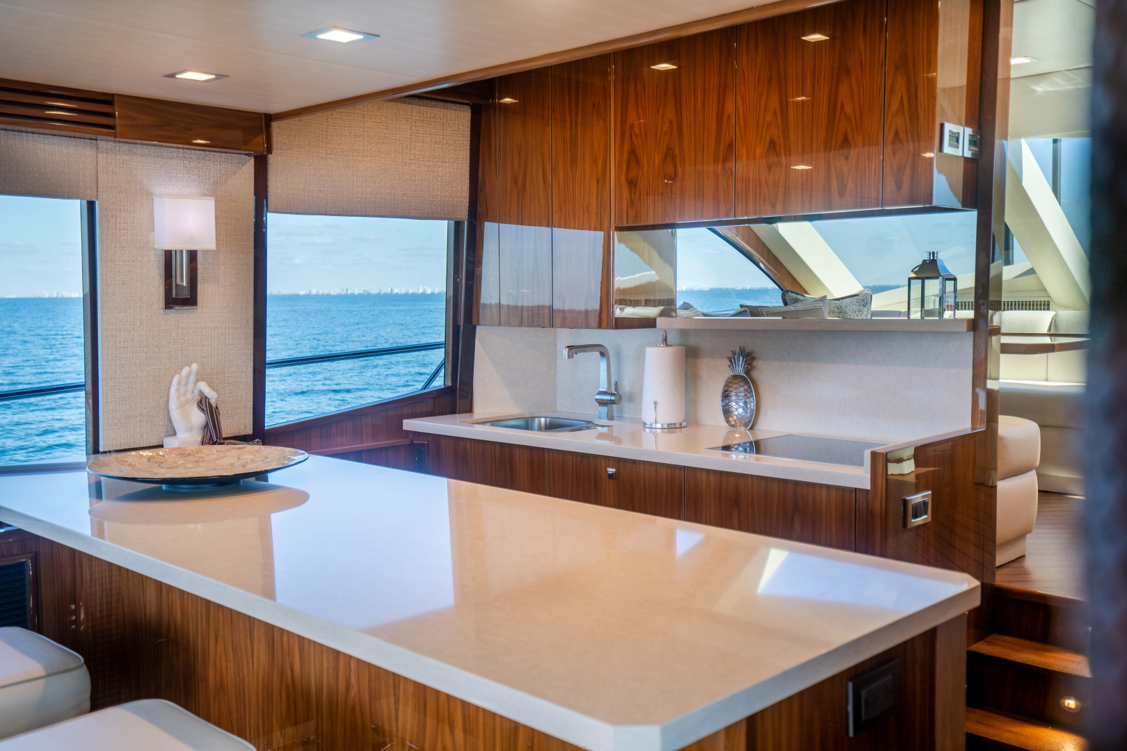 Viking-Motor Yacht 2018-LULU North Palm Beach-Florida-United States-Galley-1405703 | Thumbnail
