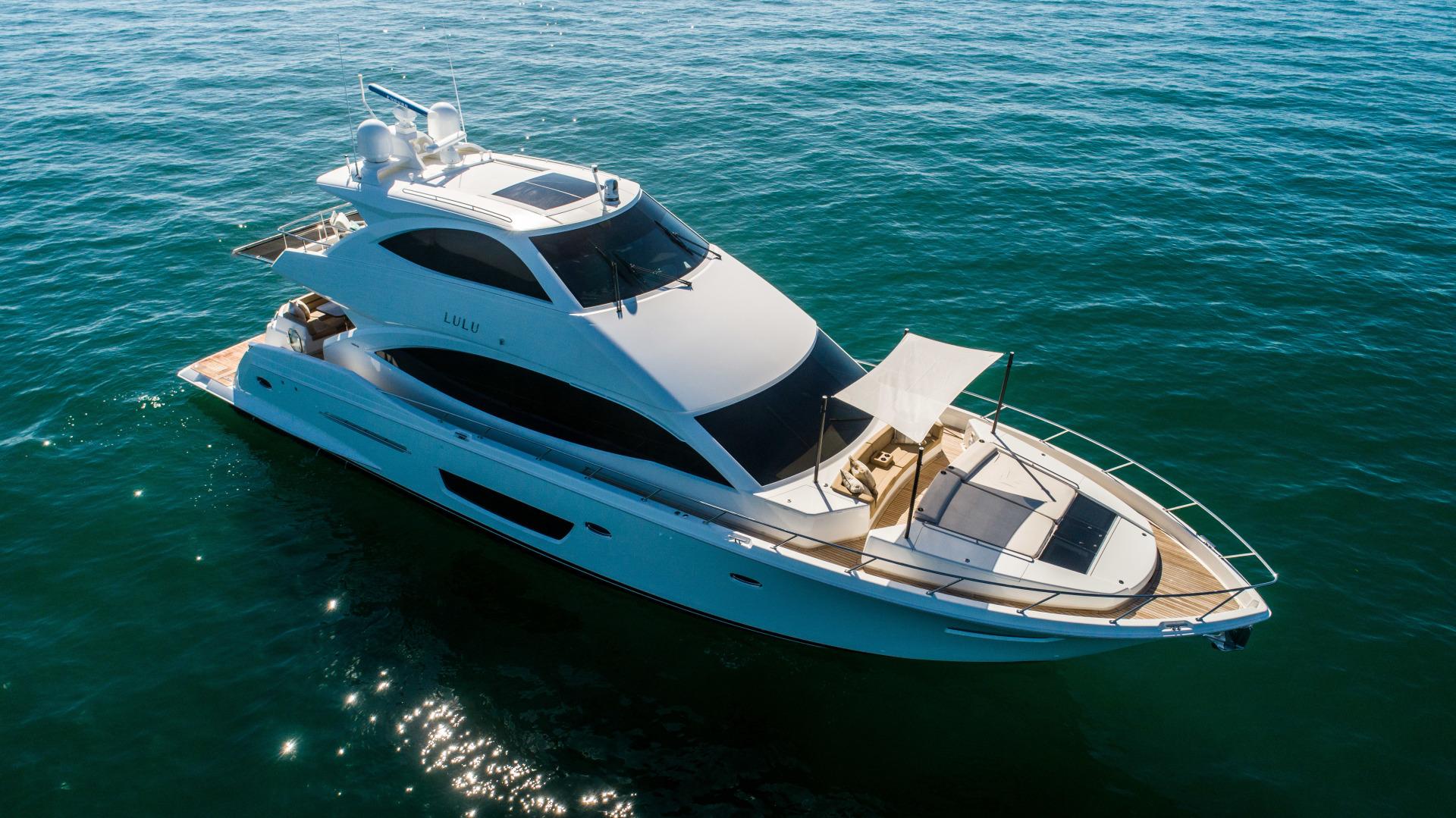 Viking-Motor Yacht 2018-LULU North Palm Beach-Florida-United States-LULU-1405954 | Thumbnail