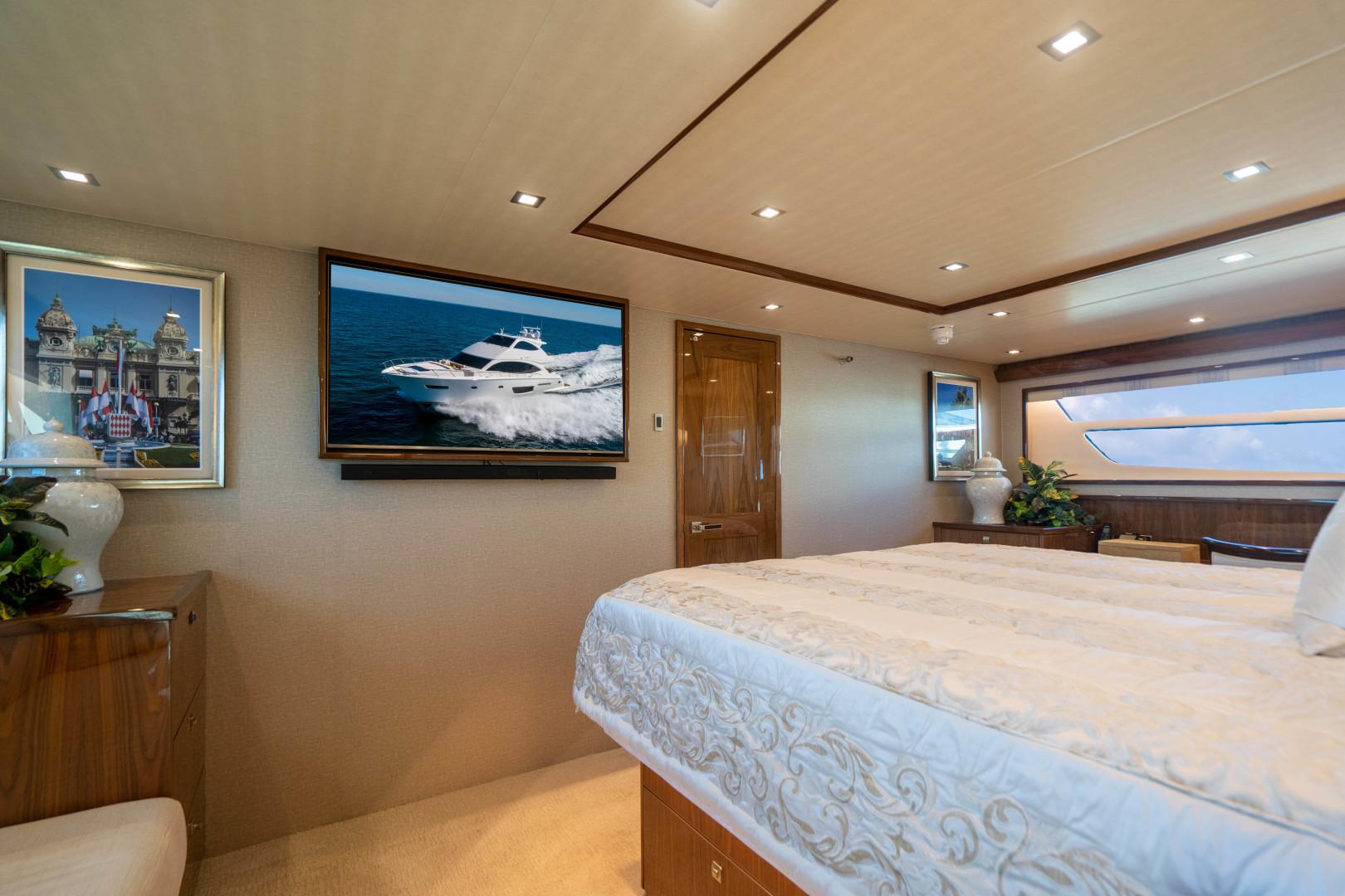 Viking-Motor Yacht 2018-LULU North Palm Beach-Florida-United States-Master Stateroom-1405712 | Thumbnail