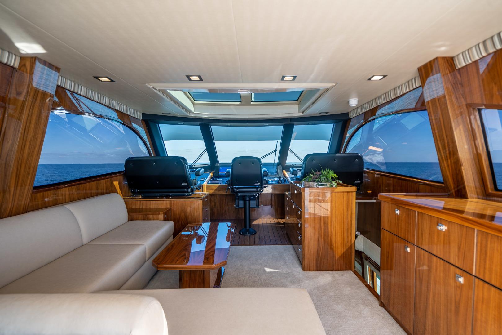 Viking-Motor Yacht 2018-LULU North Palm Beach-Florida-United States-Skylounge-1405930 | Thumbnail