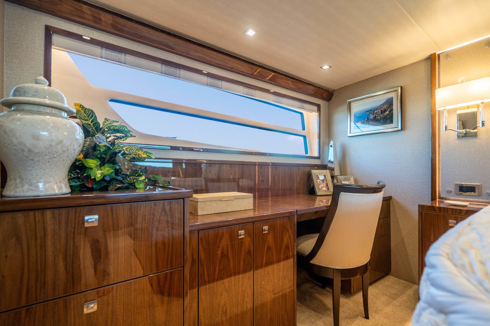Viking-Motor Yacht 2018-LULU North Palm Beach-Florida-United States-Master Stateroom-1405714 | Thumbnail