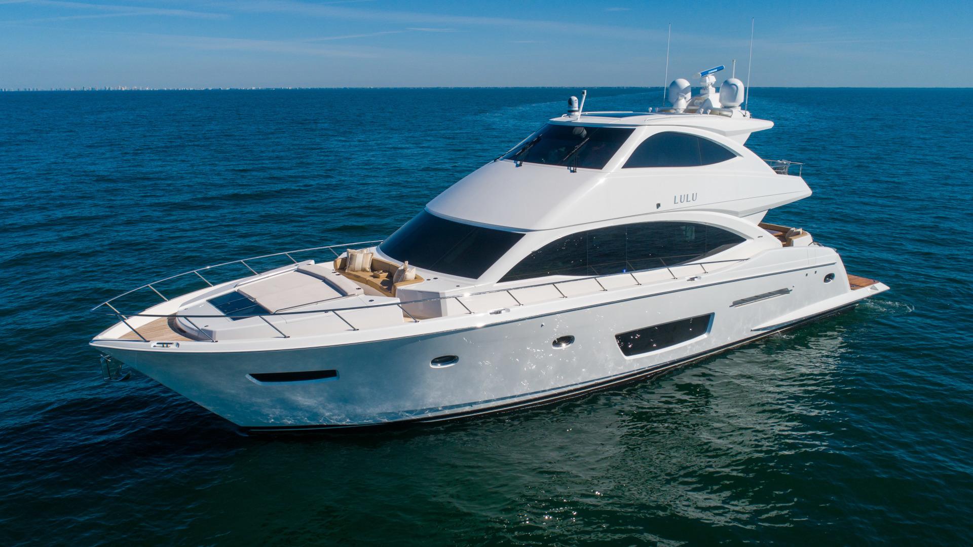 Viking-Motor Yacht 2018-LULU North Palm Beach-Florida-United States-LULU-1405947 | Thumbnail