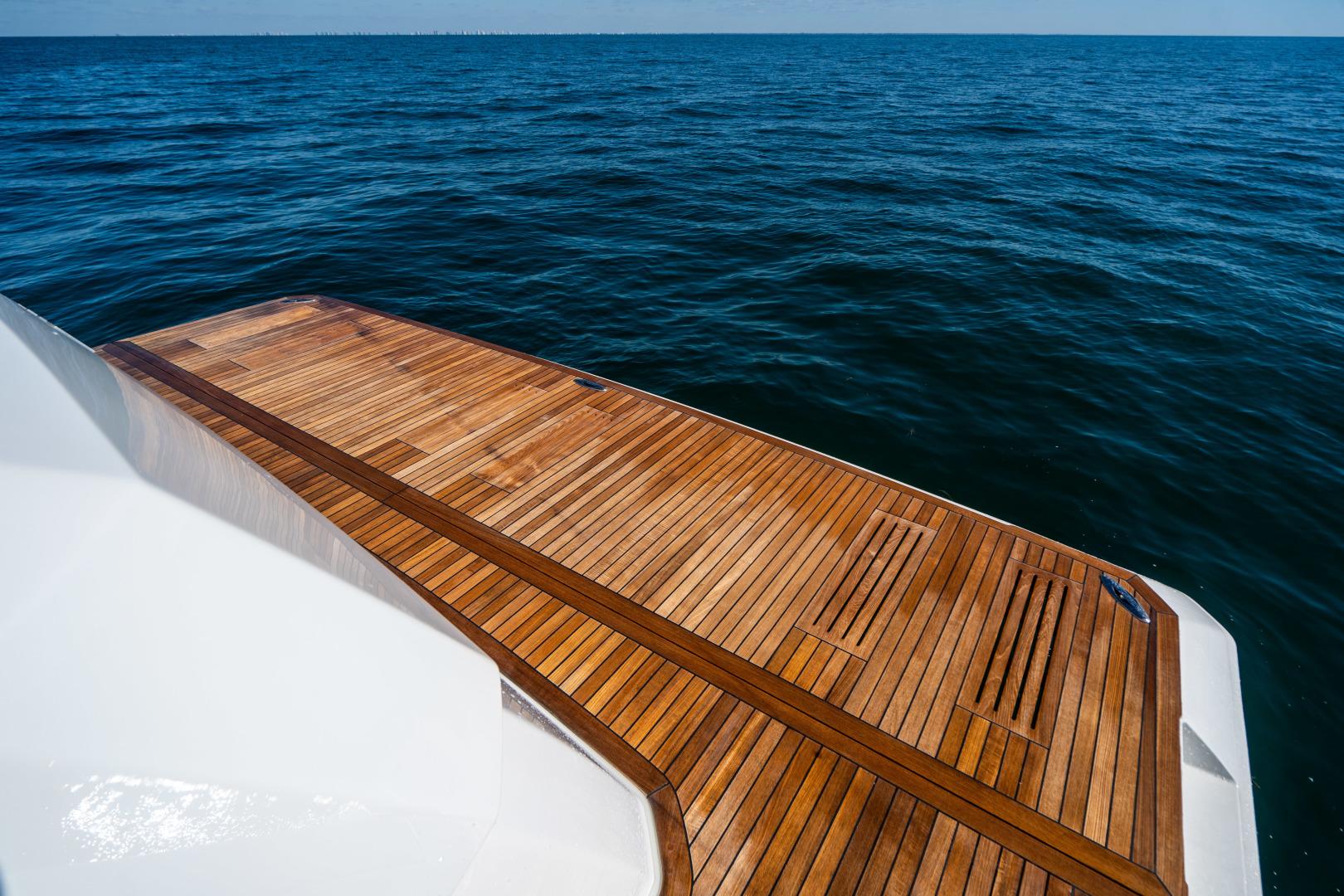 Viking-Motor Yacht 2018-LULU North Palm Beach-Florida-United States-Hydraulic Swim Platform-1405969 | Thumbnail