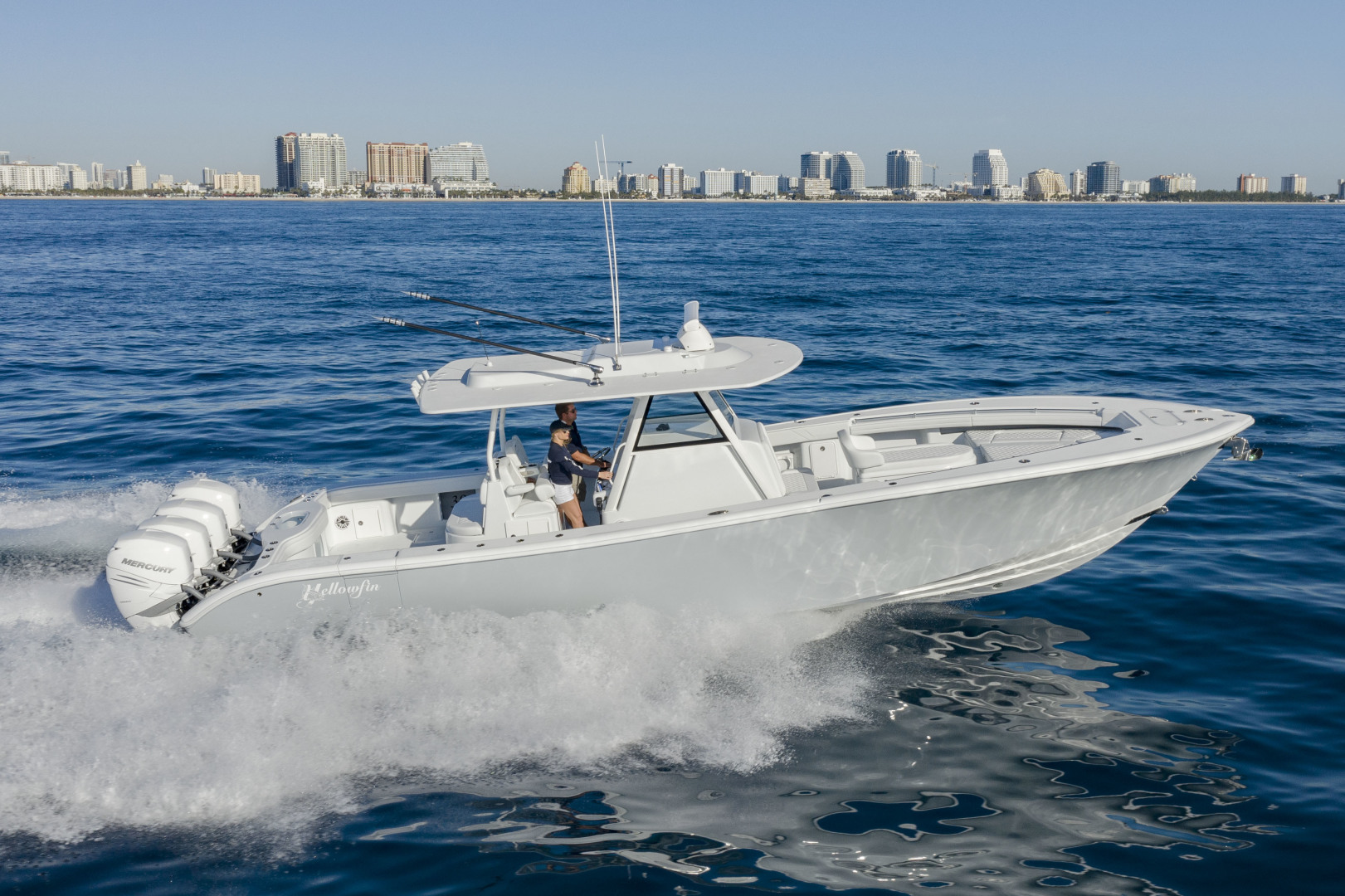 """2021 Yellowfin 39' 39 Offshore """"39 Offshore"""""""