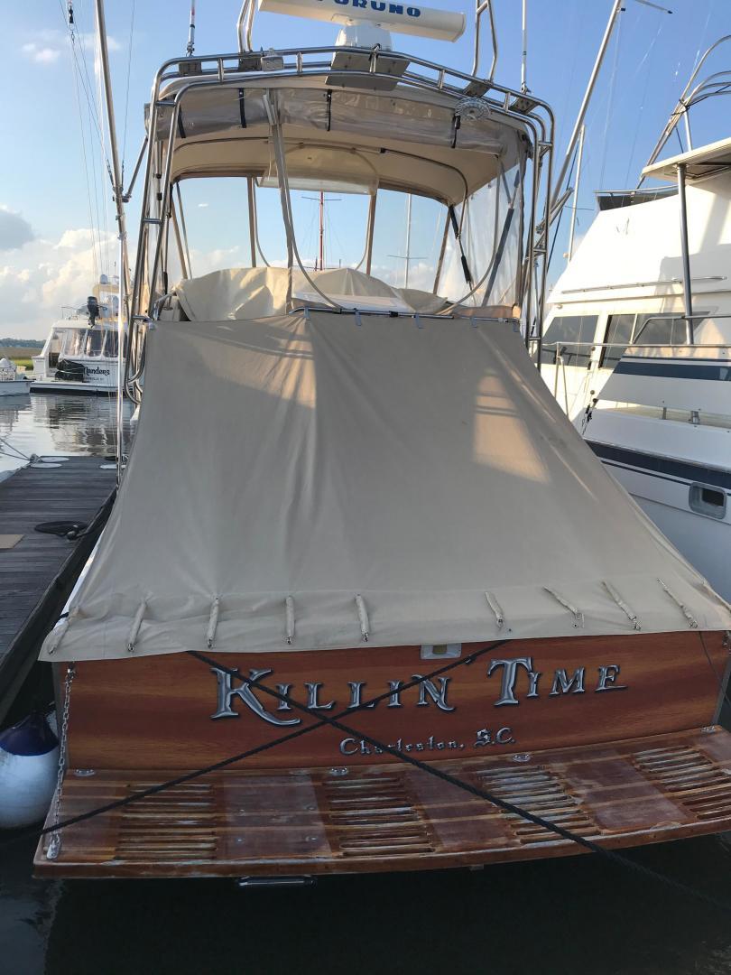 Blackfin-29 Flybridge Sportfish Cruser 1989-Killin Time Charleston-South Carolina-United States-1408337 | Thumbnail
