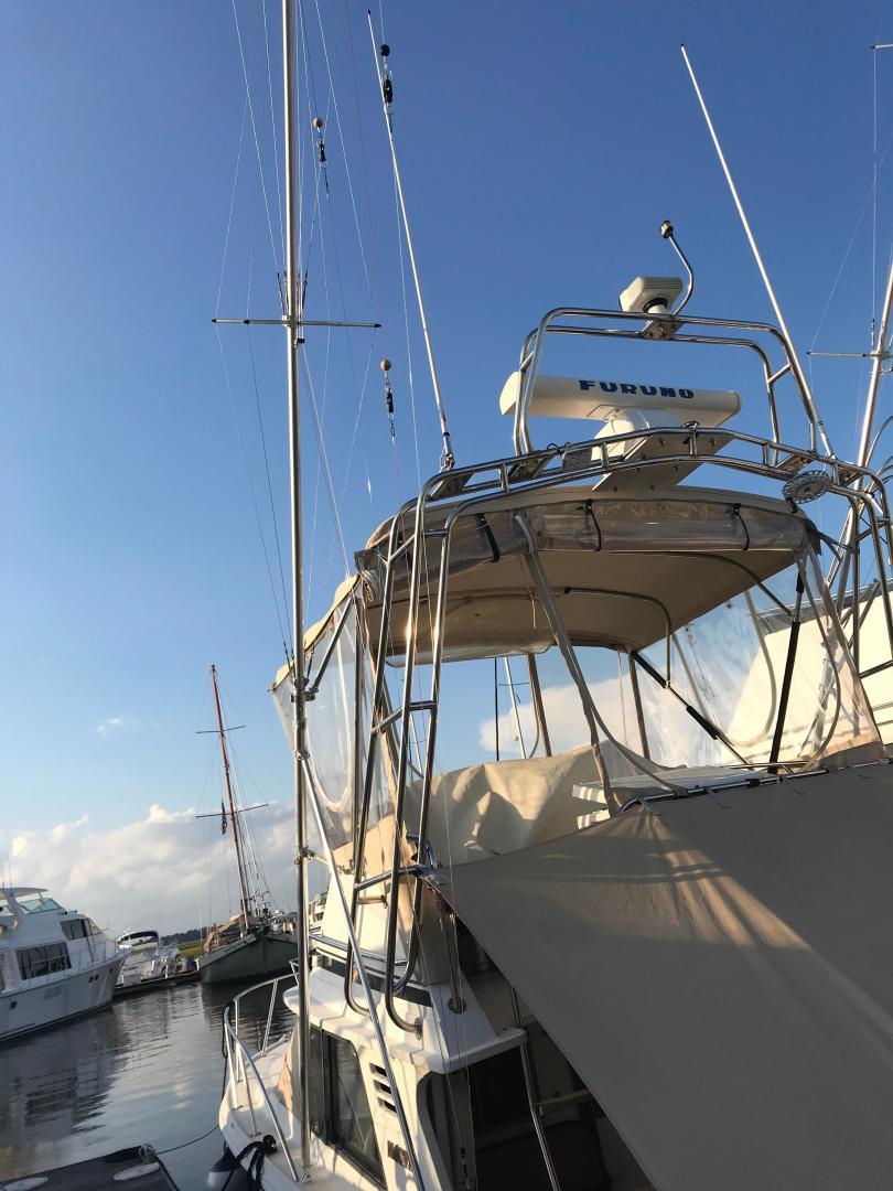 Blackfin-29 Flybridge Sportfish Cruser 1989-Killin Time Charleston-South Carolina-United States-1408338 | Thumbnail