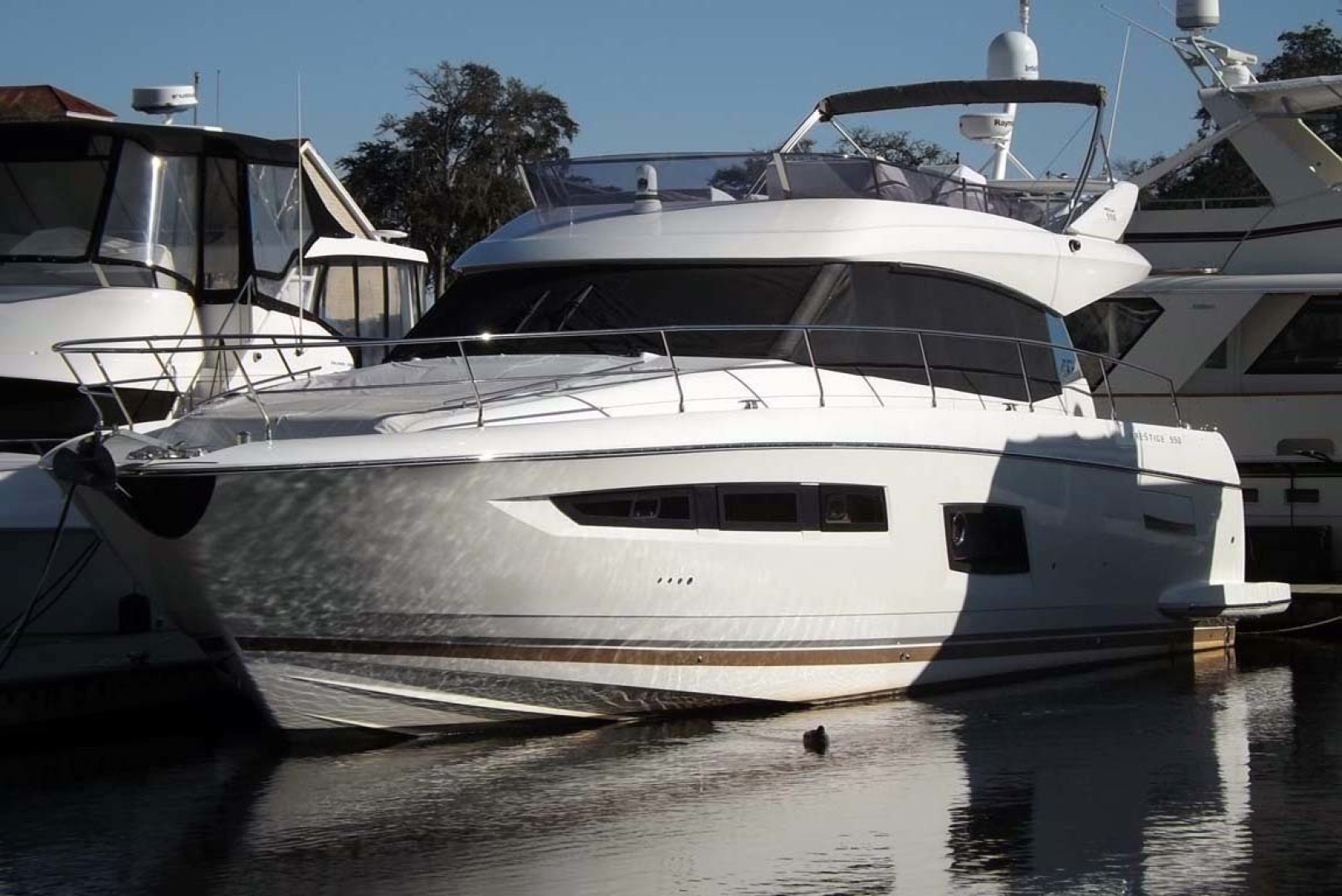 Prestige-550 2014-Last Run Mount Pleasant-South Carolina-United States-Port Bow Profile-1411814 | Thumbnail