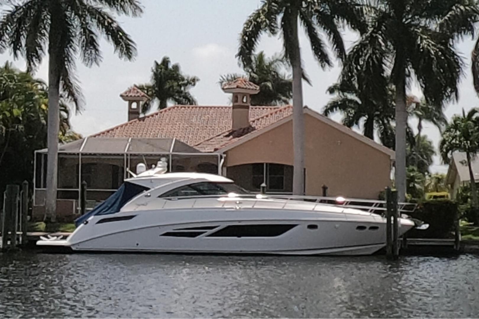 "2013 Sea Ray 54' 540 Sundancer ""Galati Yacht Sales Trade"""