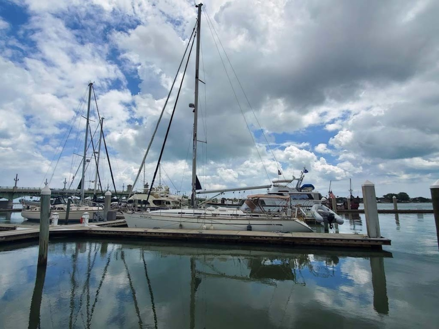 Bavaria-49 2003-BLUE CLOUD LADY Jacksonville-Florida-United States-Port View-1412459 | Thumbnail