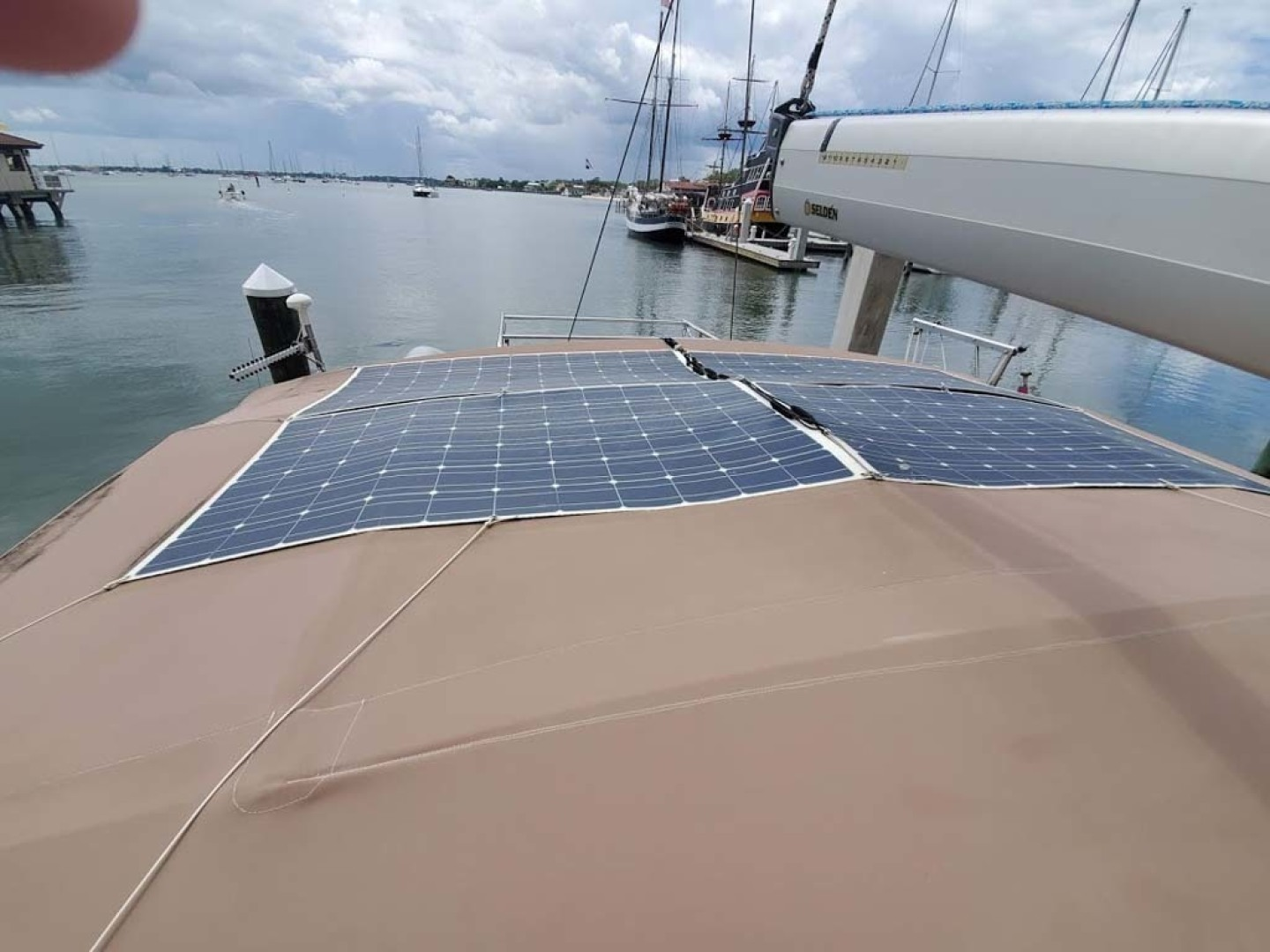 Bavaria-49 2003-BLUE CLOUD LADY Jacksonville-Florida-United States-Solar Panels-1412457 | Thumbnail