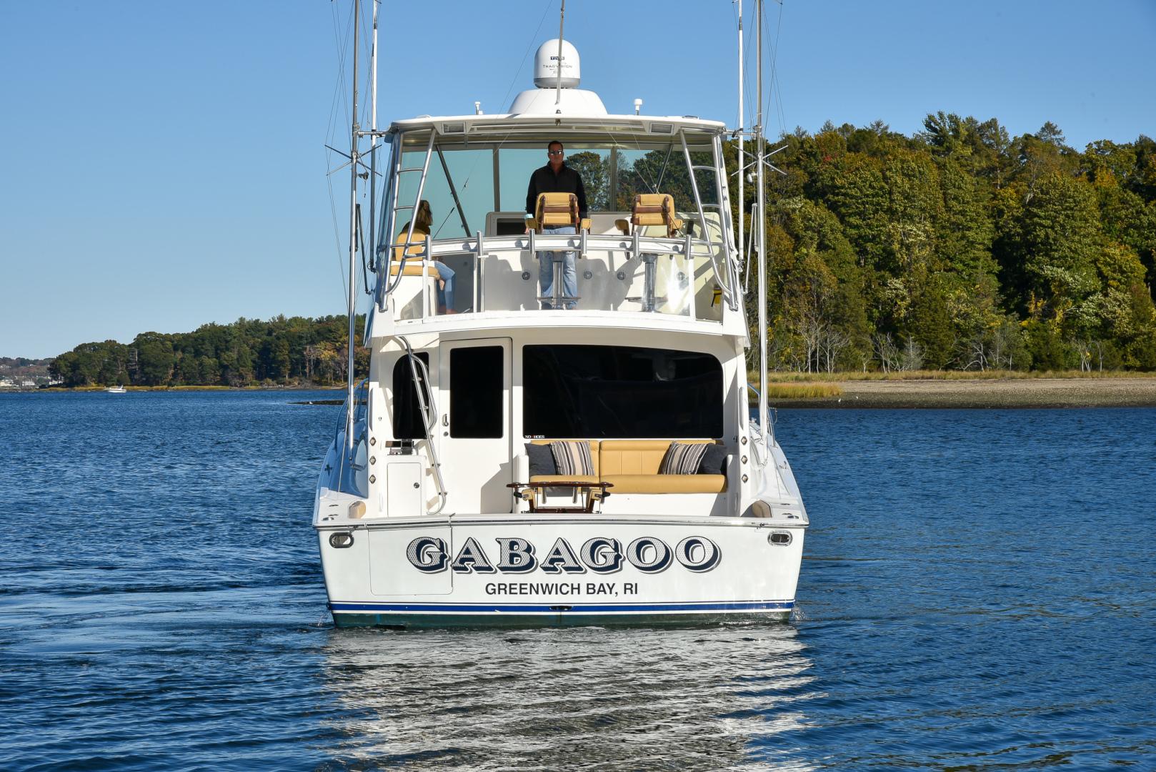 Viking-54 Convertible 2008-Gabagoo East Greenwich-Rhode Island-United States-1516523   Thumbnail