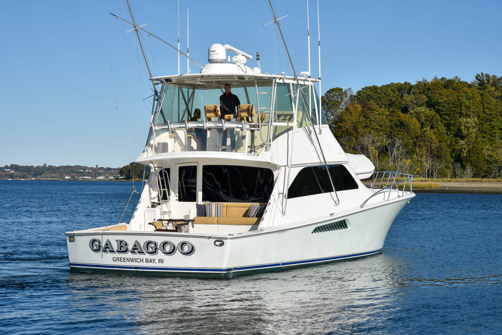 Viking-54 Convertible 2008-Gabagoo East Greenwich-Rhode Island-United States-1516522   Thumbnail