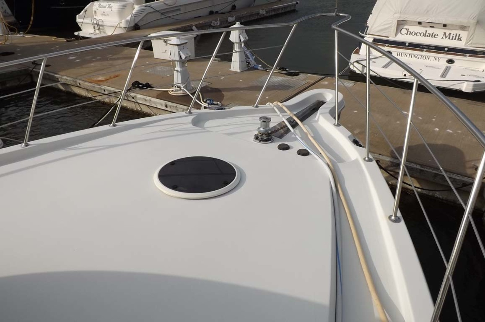 Bluewater Yachts-5200 2006 -Mount Pleasant-South Carolina-United States-Foredeck-1412958 | Thumbnail