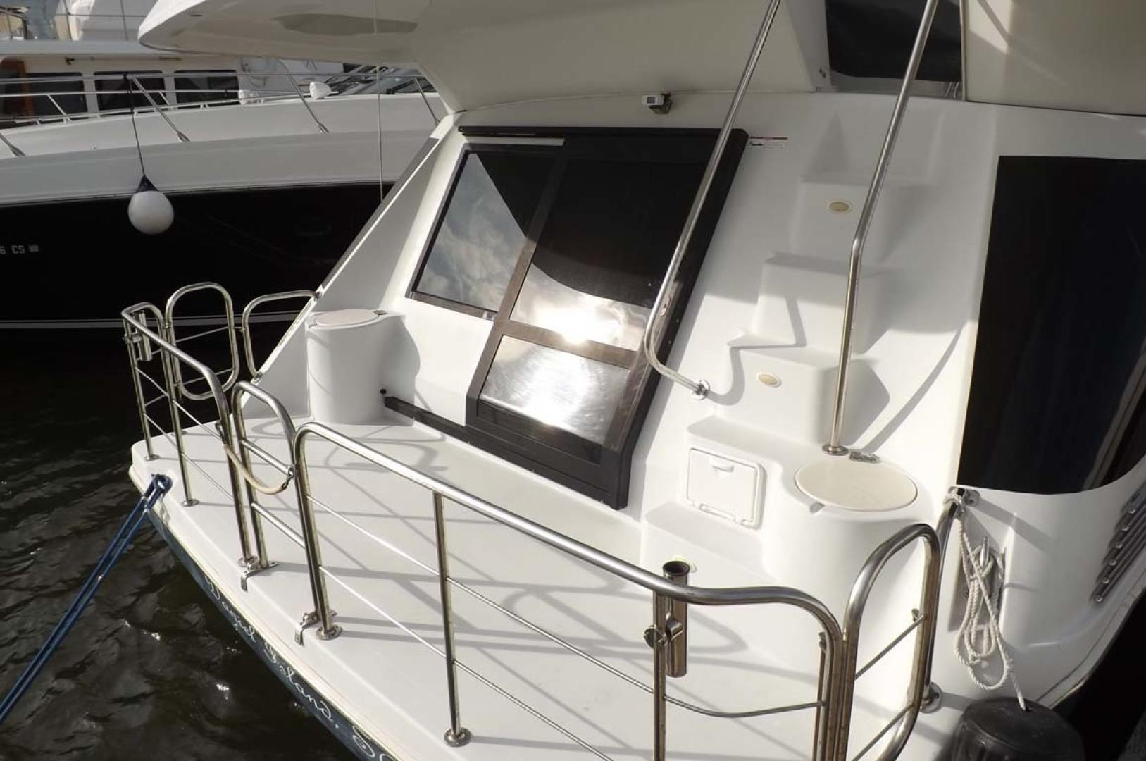Bluewater Yachts-5200 2006 -Mount Pleasant-South Carolina-United States-Aft Deck-1412968 | Thumbnail