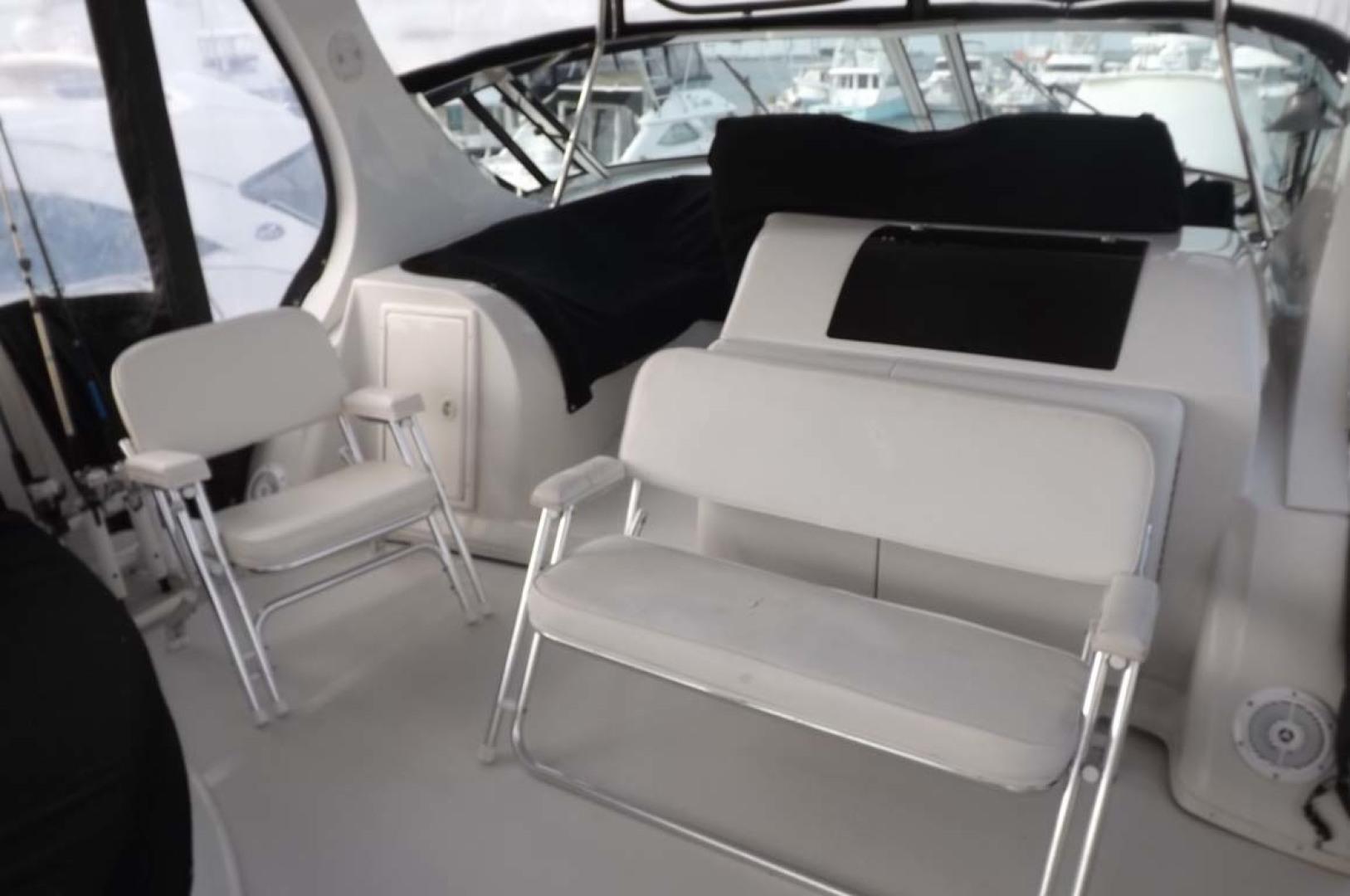Bluewater Yachts-5200 2006 -Mount Pleasant-South Carolina-United States-Sundeck Seating-1412965 | Thumbnail