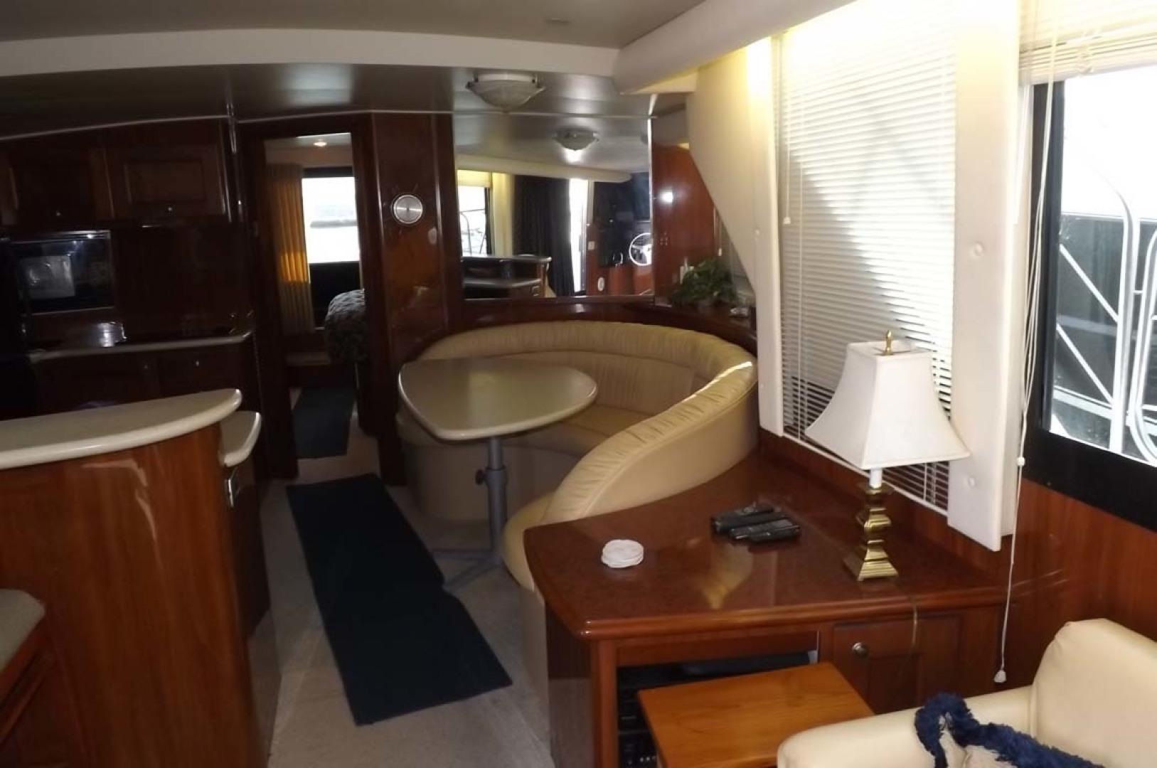 Bluewater Yachts-5200 2006 -Mount Pleasant-South Carolina-United States-Salon-1412935 | Thumbnail