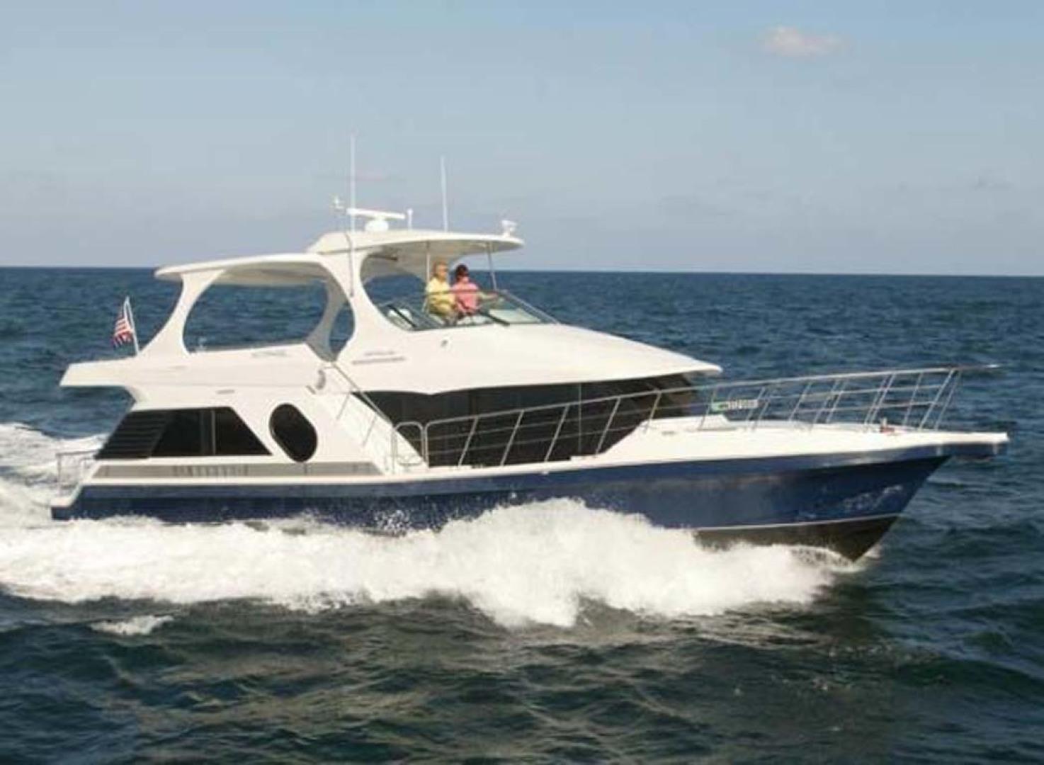 Bluewater Yachts-5200 2006 -Mount Pleasant-South Carolina-United States-Blue Water 5200-1412898 | Thumbnail