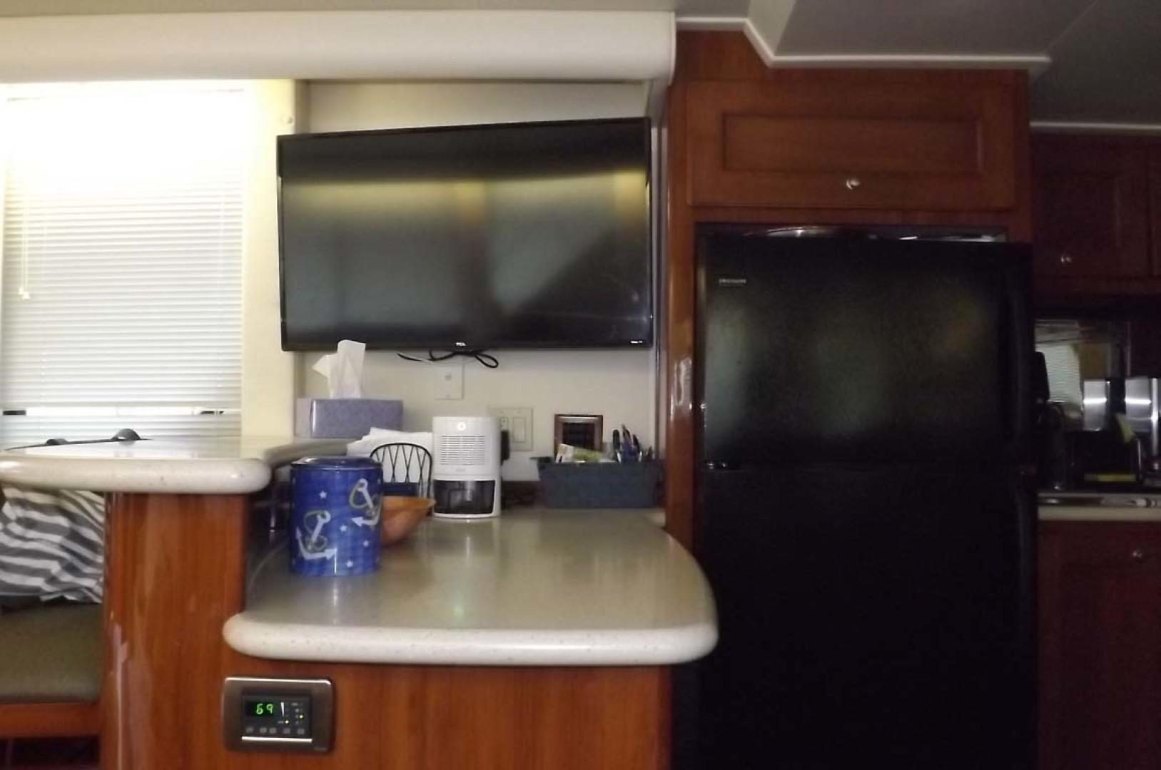 Bluewater Yachts-5200 2006 -Mount Pleasant-South Carolina-United States-Galley-1412937 | Thumbnail