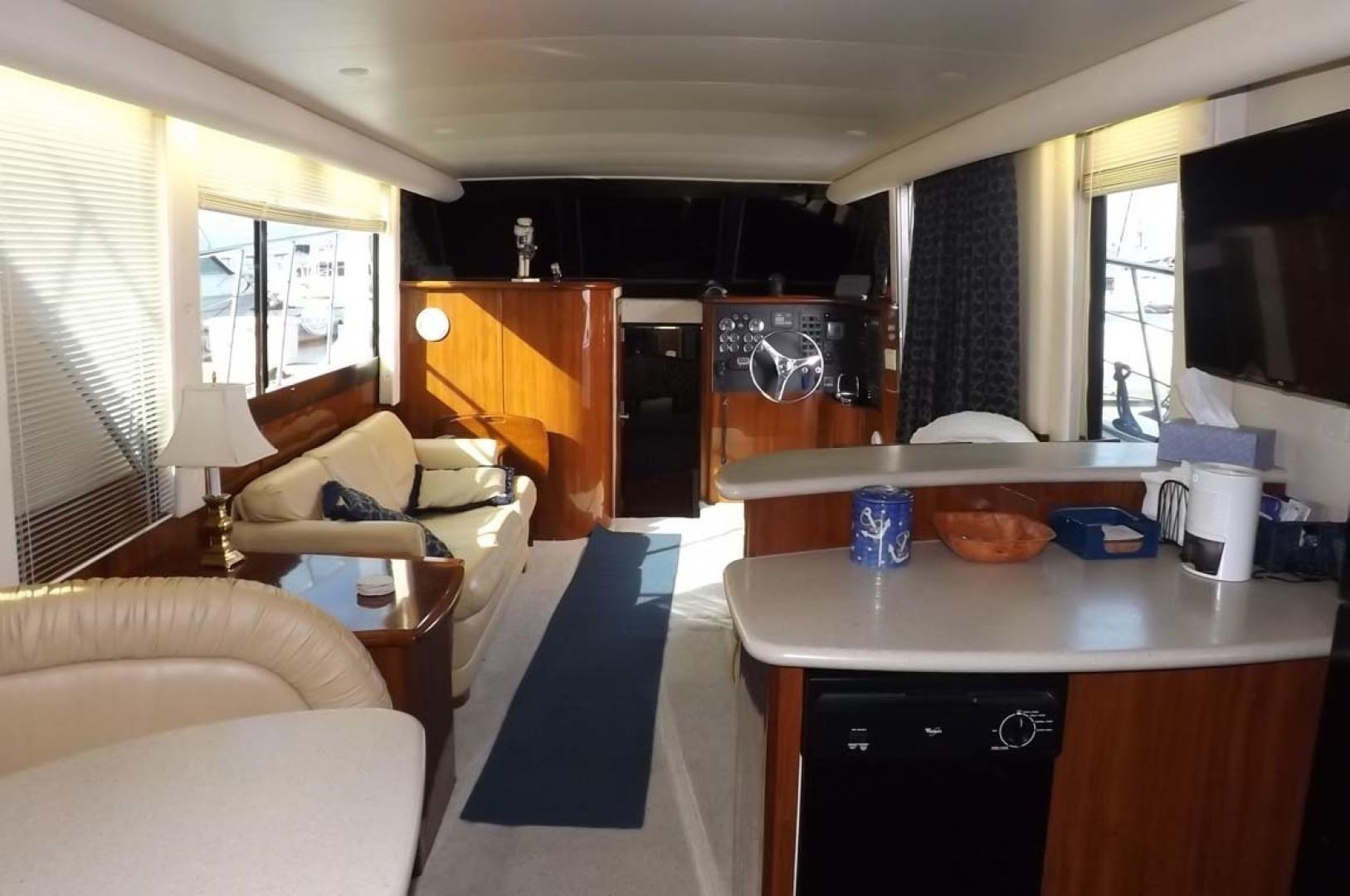 Bluewater Yachts-5200 2006 -Mount Pleasant-South Carolina-United States-Salon-1412931 | Thumbnail