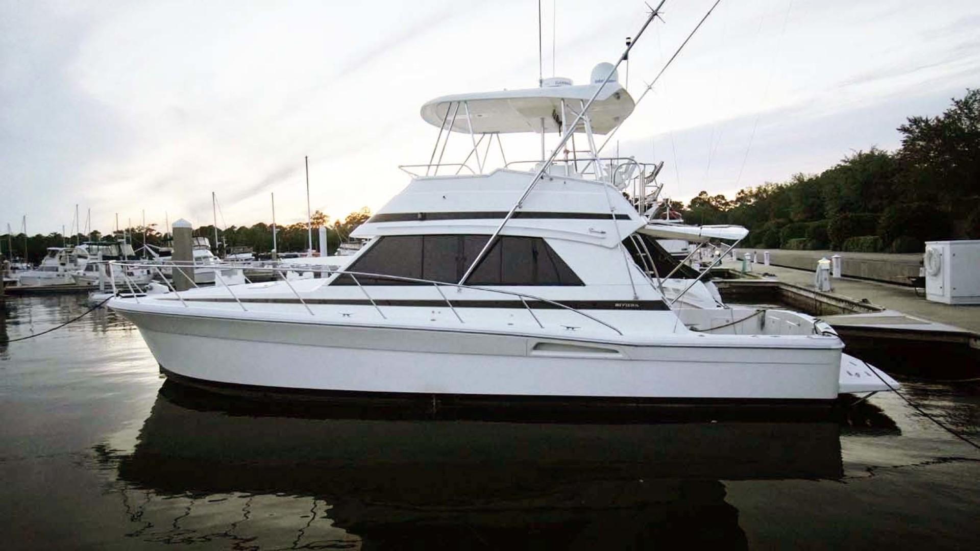 Riviera-43 Flybridge 2001-Sawbones Orange Beach-Alabama-United States-Riviera 43 FB Convertible-1413438   Thumbnail