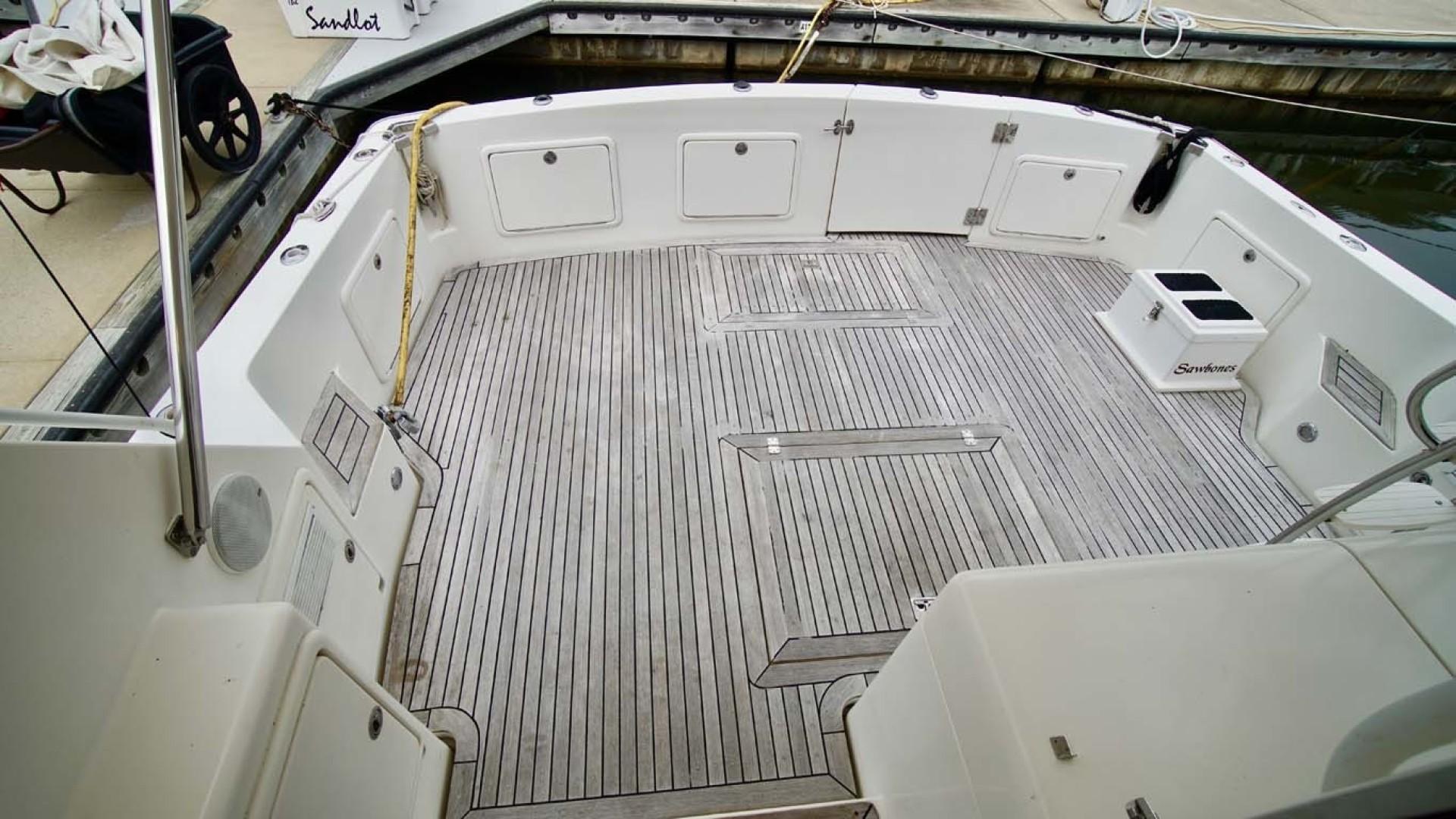 Riviera-43 Flybridge 2001-Sawbones Orange Beach-Alabama-United States-Cockpit-1413463   Thumbnail