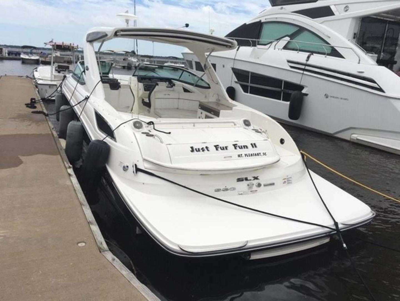 Sea Ray-350 SLX 2015 -Mount Pleasant-South Carolina-United States-Port Stern-1414759   Thumbnail